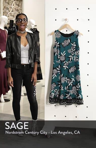 Crepe Scuba A-Line Dress, sales video thumbnail