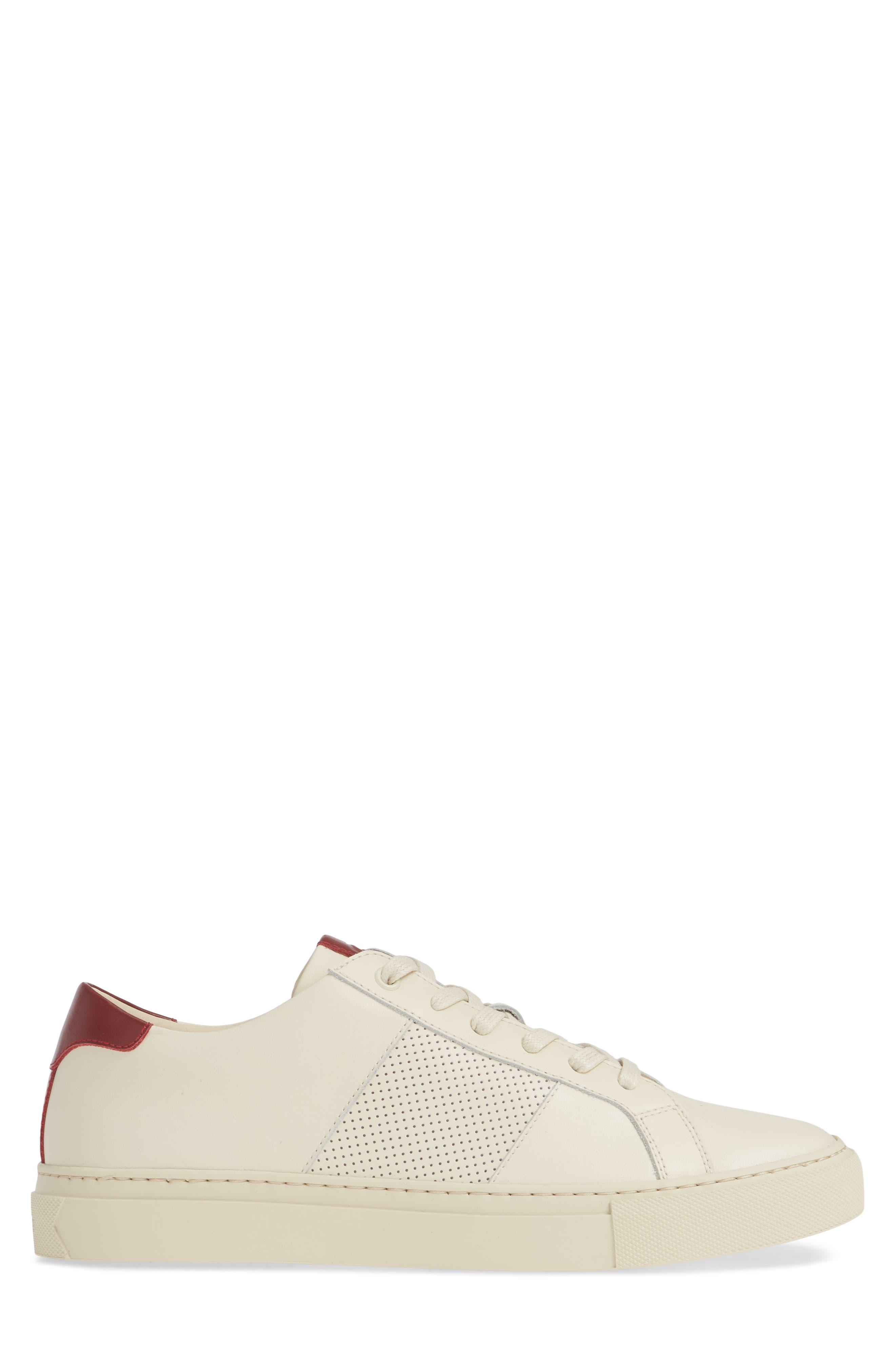GREATS, Royale Sneaker, Alternate thumbnail 3, color, 112