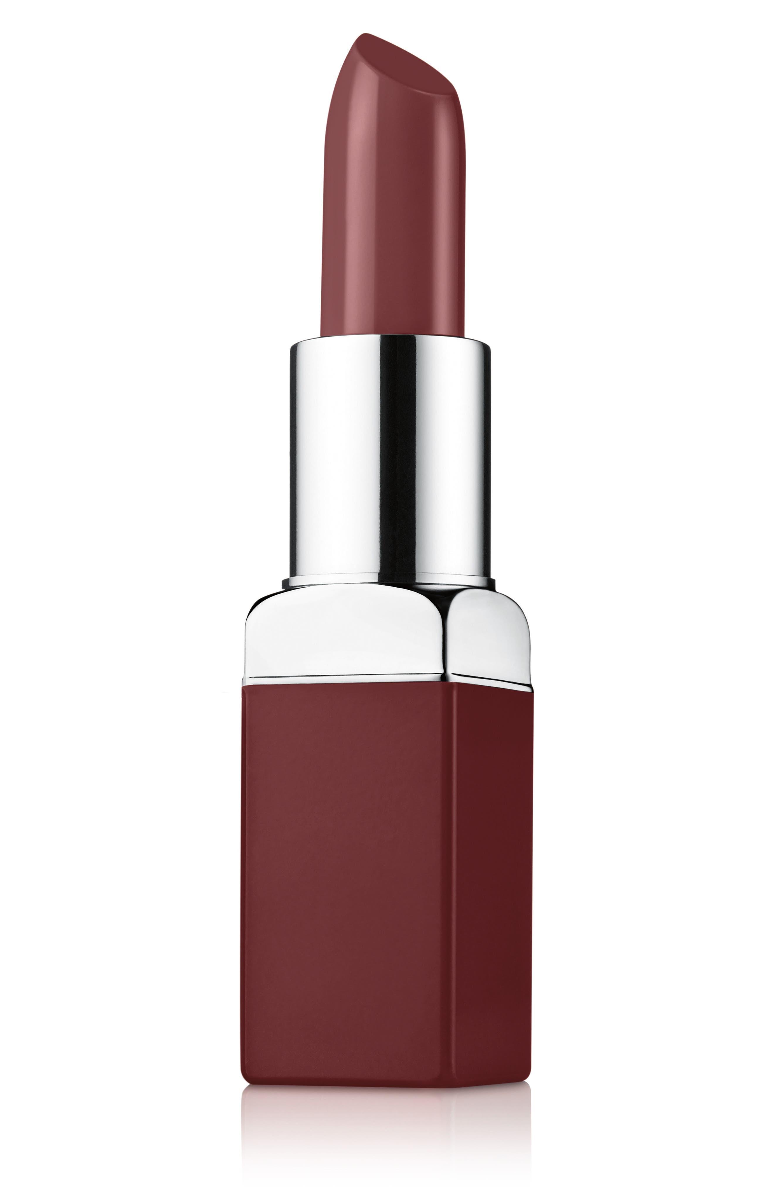CLINIQUE, Pop Lip Color & Primer, Main thumbnail 1, color, COLA POP