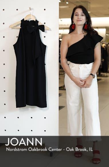 Halter Tie Neck A-Line Dress, sales video thumbnail