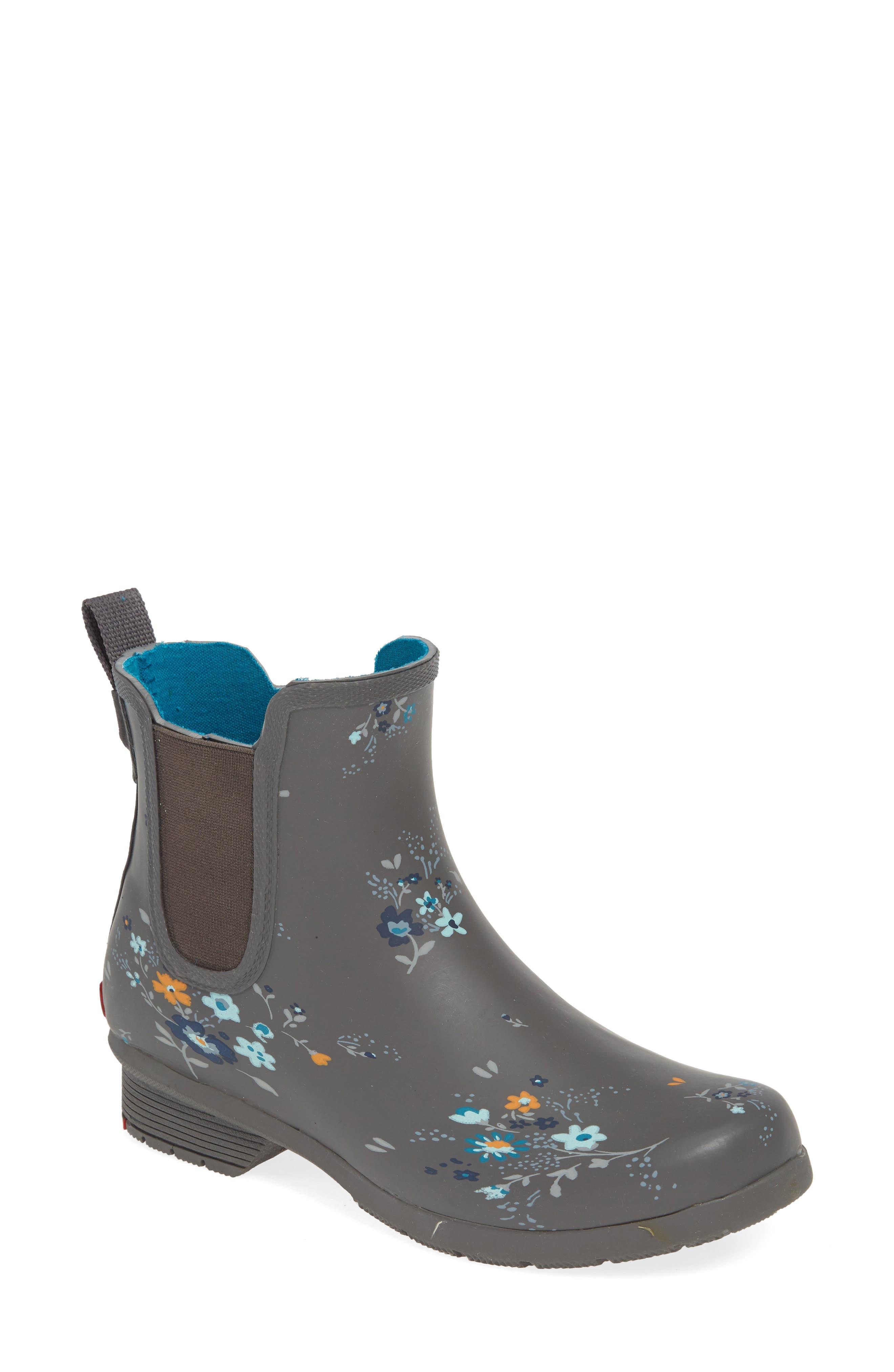 6561cb4a3ec85 Chooka Bainbridge Caroline Waterproof Chelsea Rain Boot