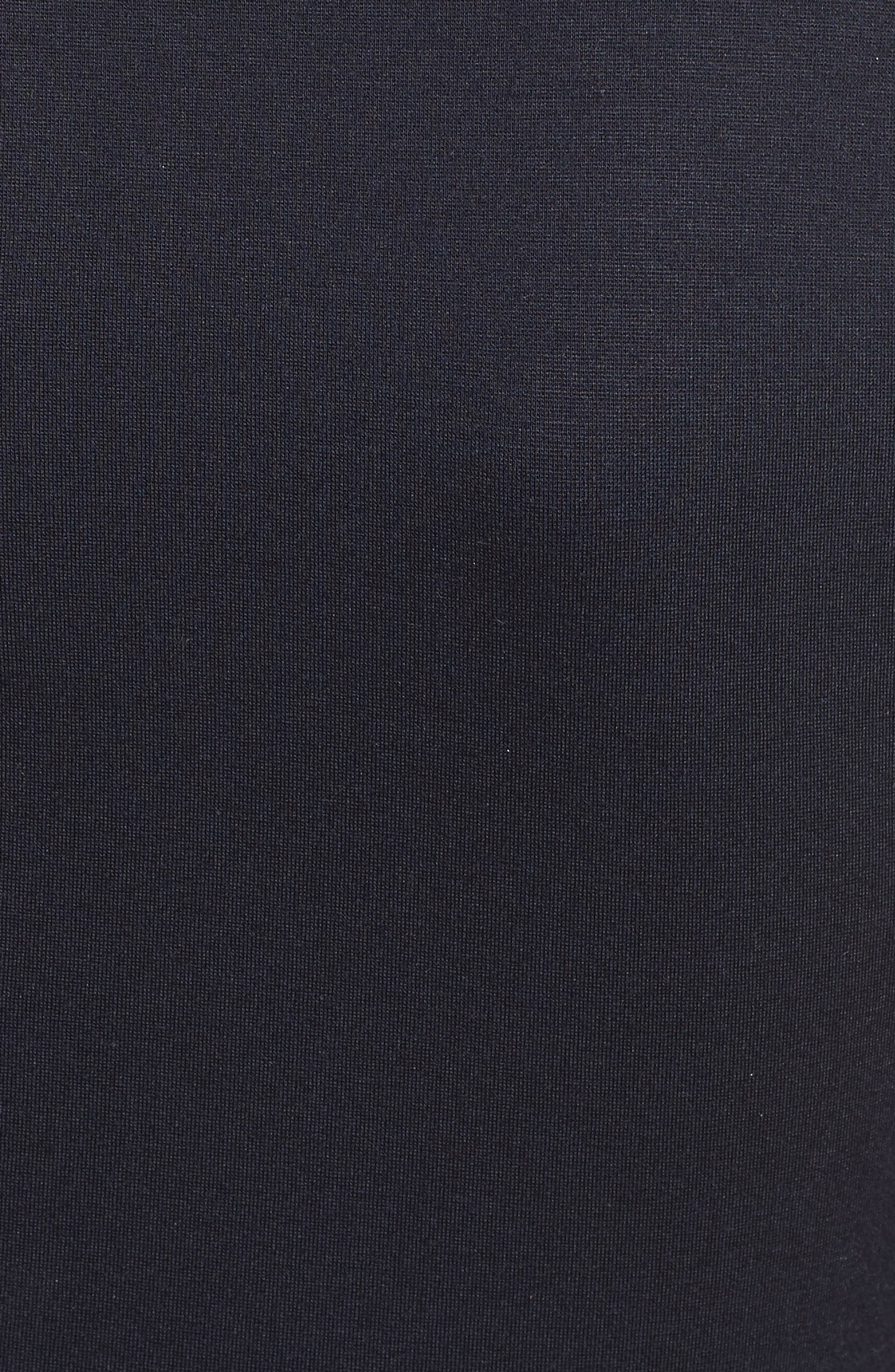 TED BAKER LONDON, Verony Eyelet Fit & Flare Dress, Alternate thumbnail 5, color, 402