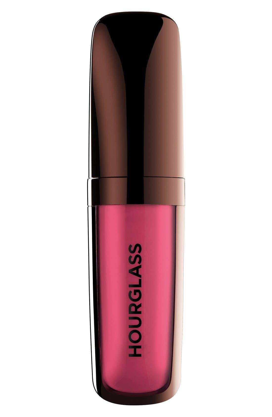 HOURGLASS Opaque Rouge Liquid Lipstick, Main, color, BALLET