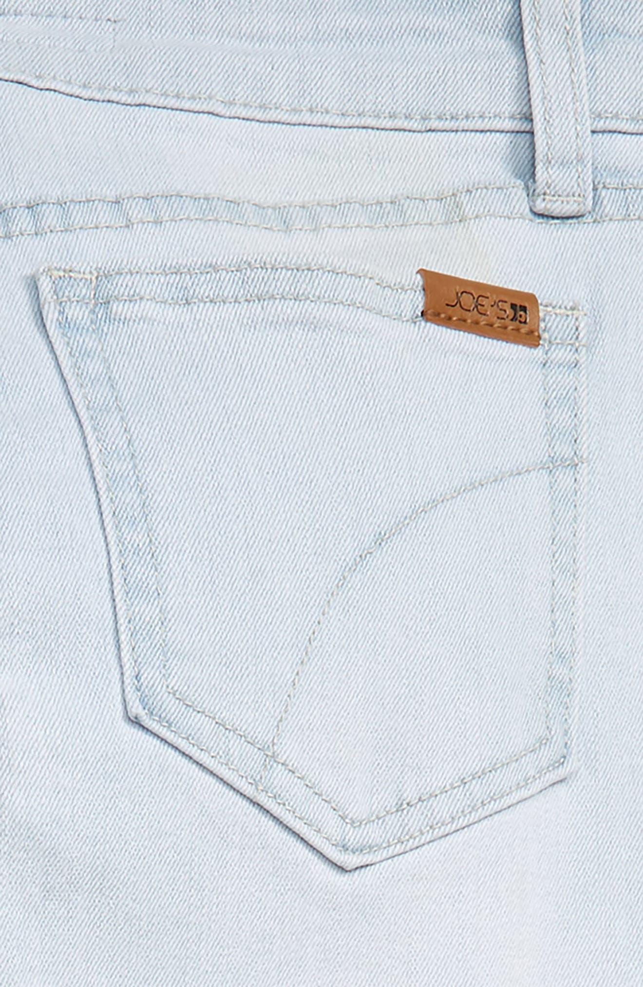 JOE'S, The Markie Ankle Skinny Jeans, Alternate thumbnail 3, color, ELIN