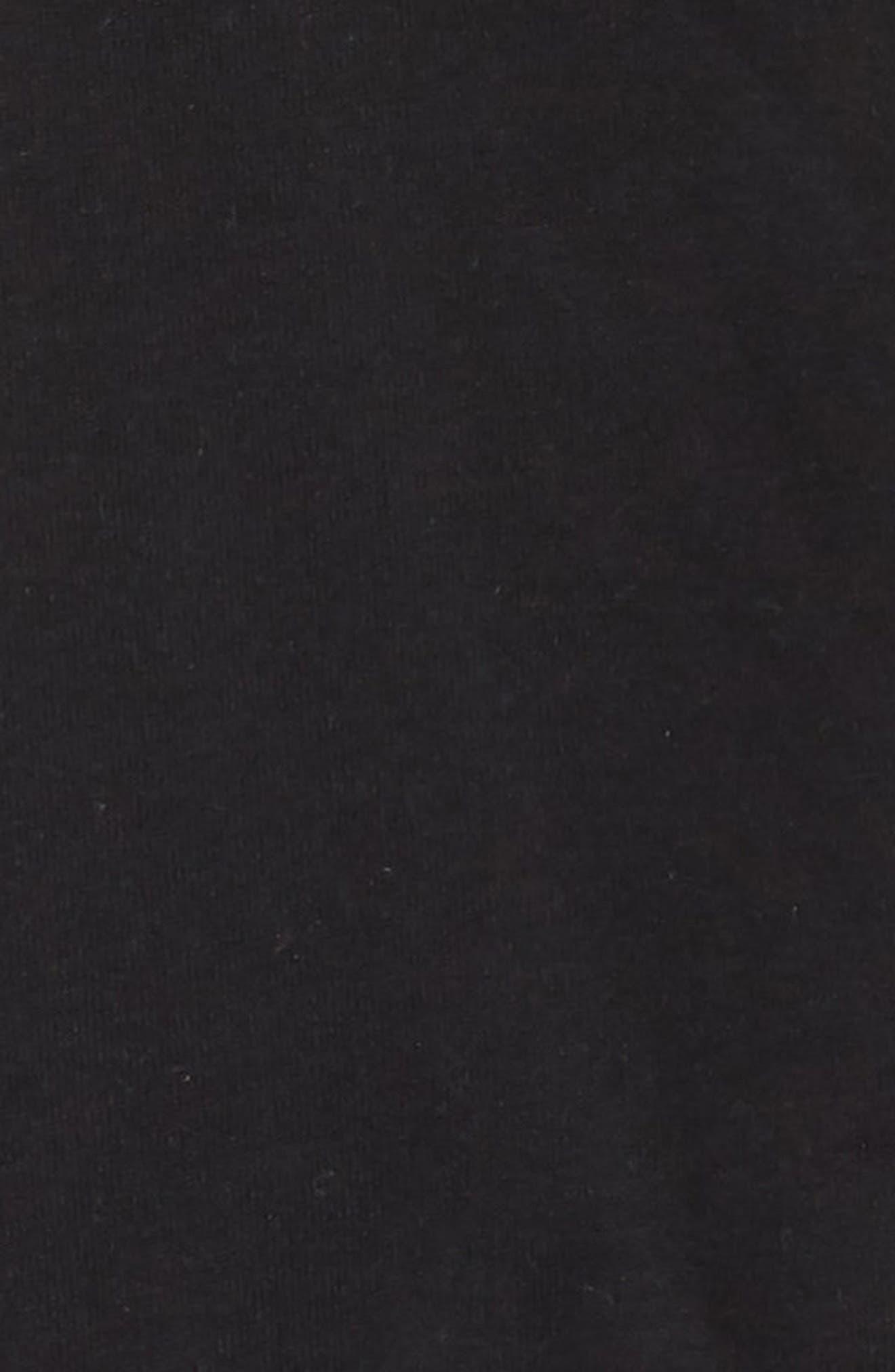 NIKE, Tech Fleece Sweatpants, Alternate thumbnail 2, color, BLACK/ WHITE