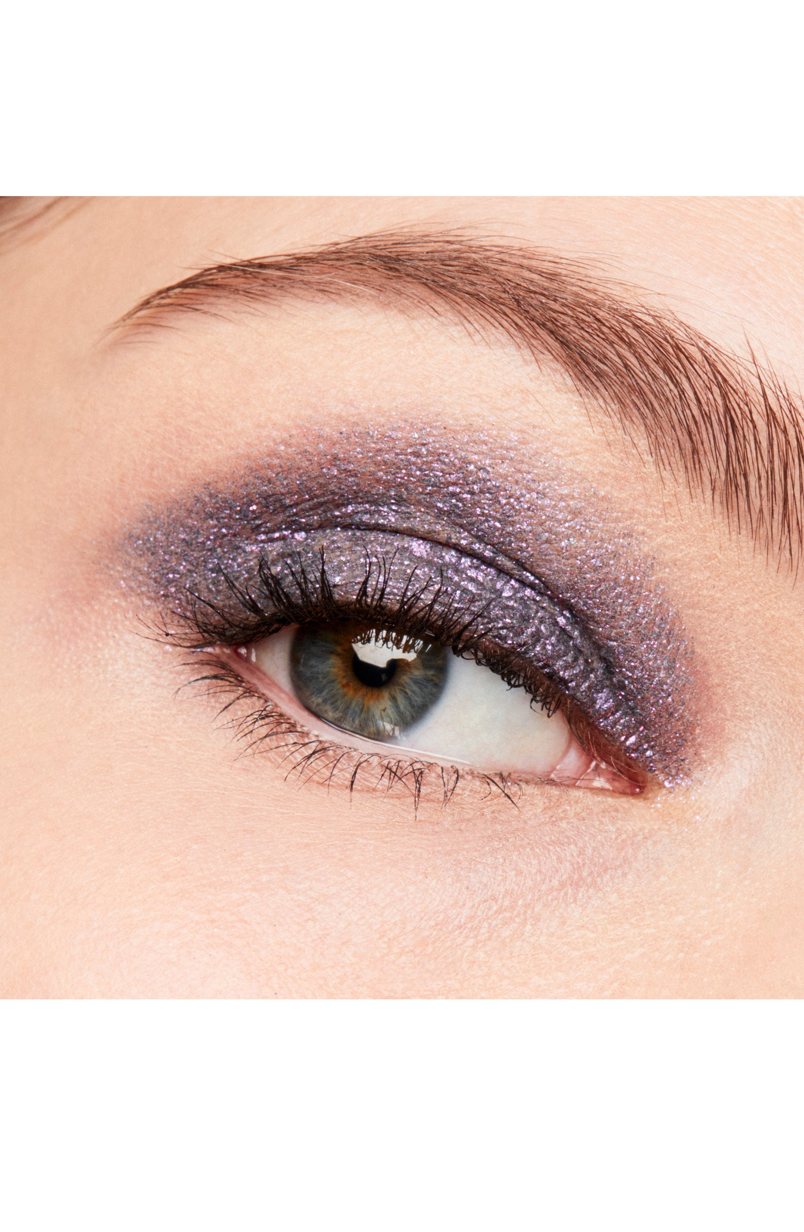 MAC COSMETICS, MAC Dazzleshadow Liquid Eyeshadow, Alternate thumbnail 2, color, PANTHERTIZED (SHIMMER)
