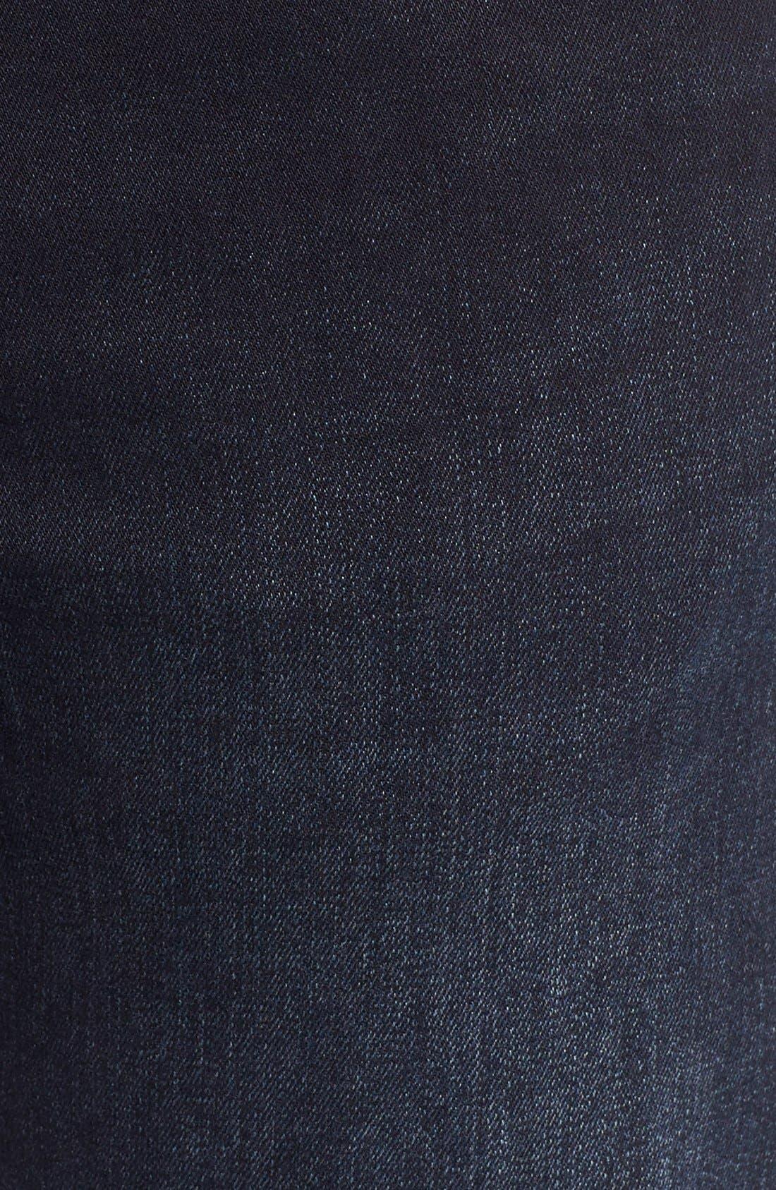 MAVI JEANS, Matt Relaxed Fit Jeans, Alternate thumbnail 4, color, INK WILLIAMSBURG