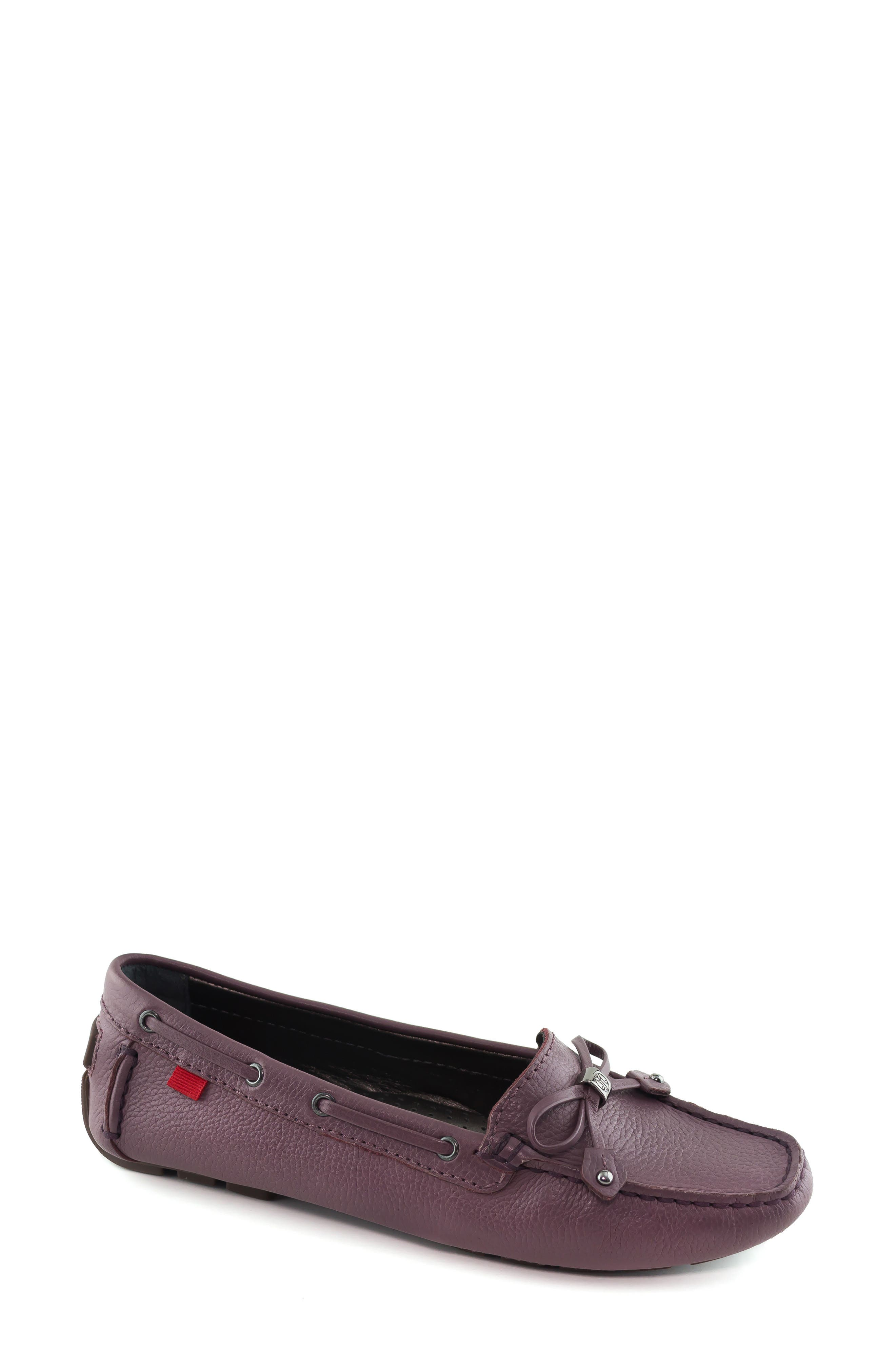 MARC JOSEPH NEW YORK, Cypress Hill III Loafer, Main thumbnail 1, color, IRIS LEATHER