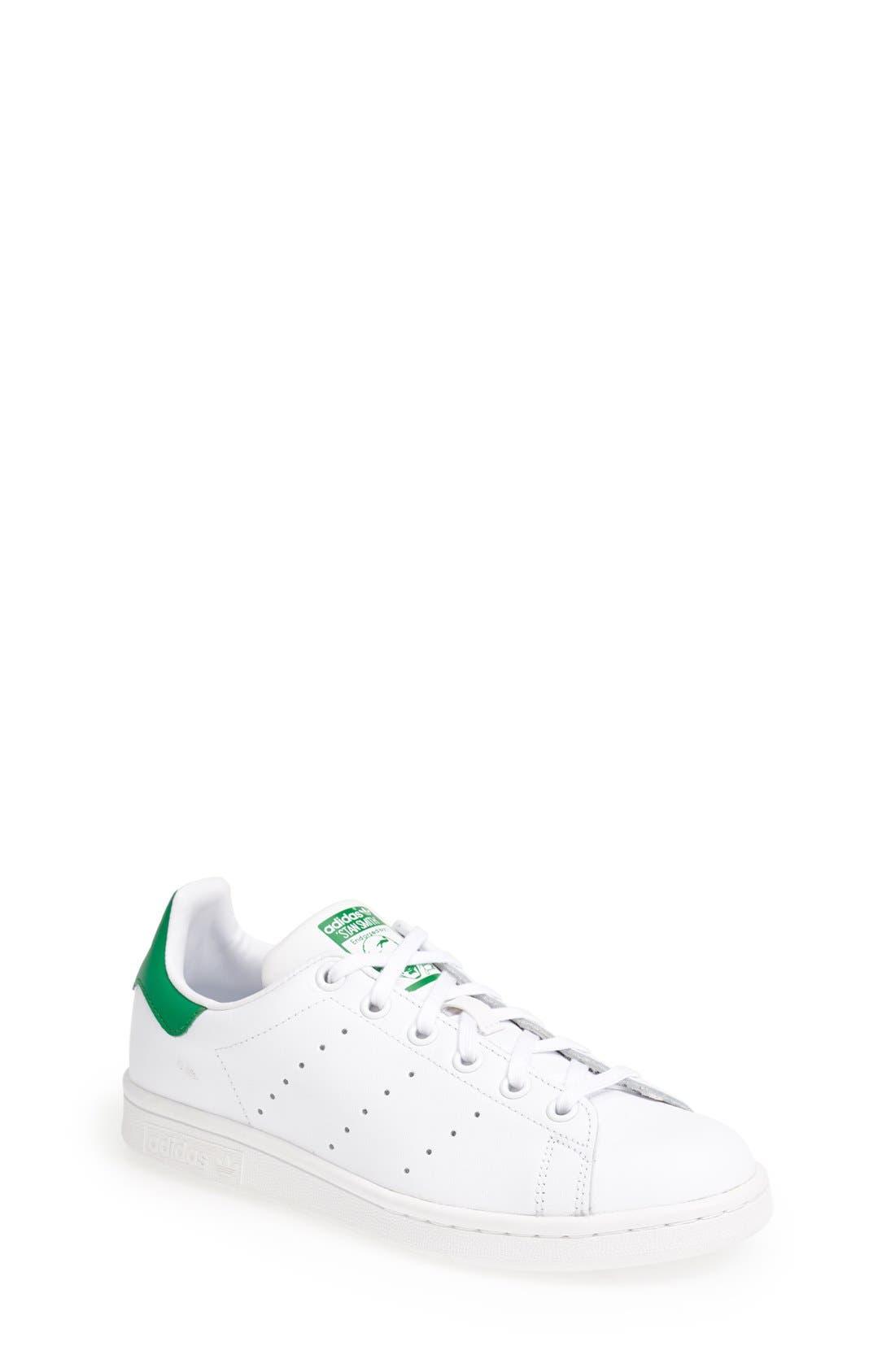 promo code 7f440 eb28f Adidas  Stan Smith  Leather Sneaker