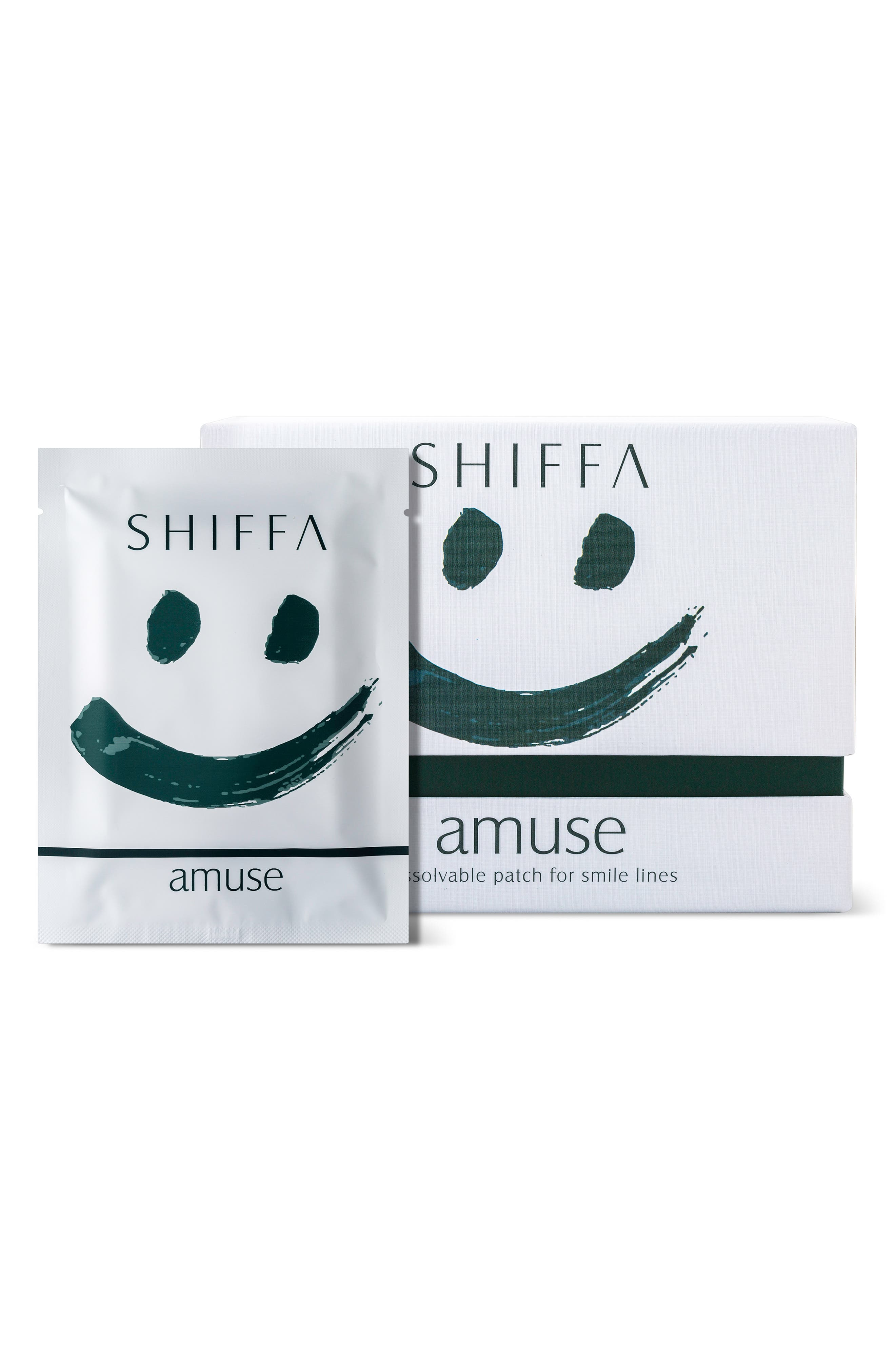 SHIFFA, Amuse Dissolvable Patches, Alternate thumbnail 3, color, NO COLOR