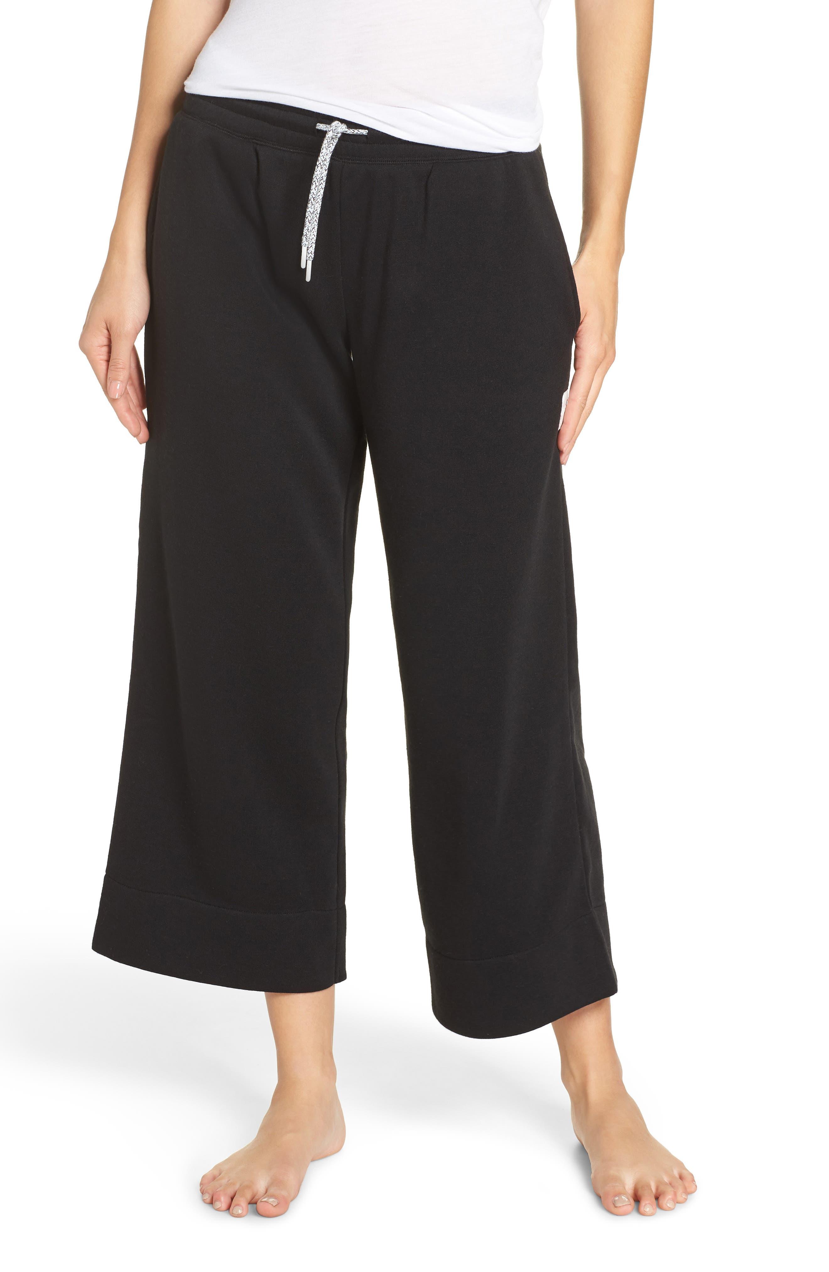 CHALMERS Vada Crop Sweatpants, Main, color, 010