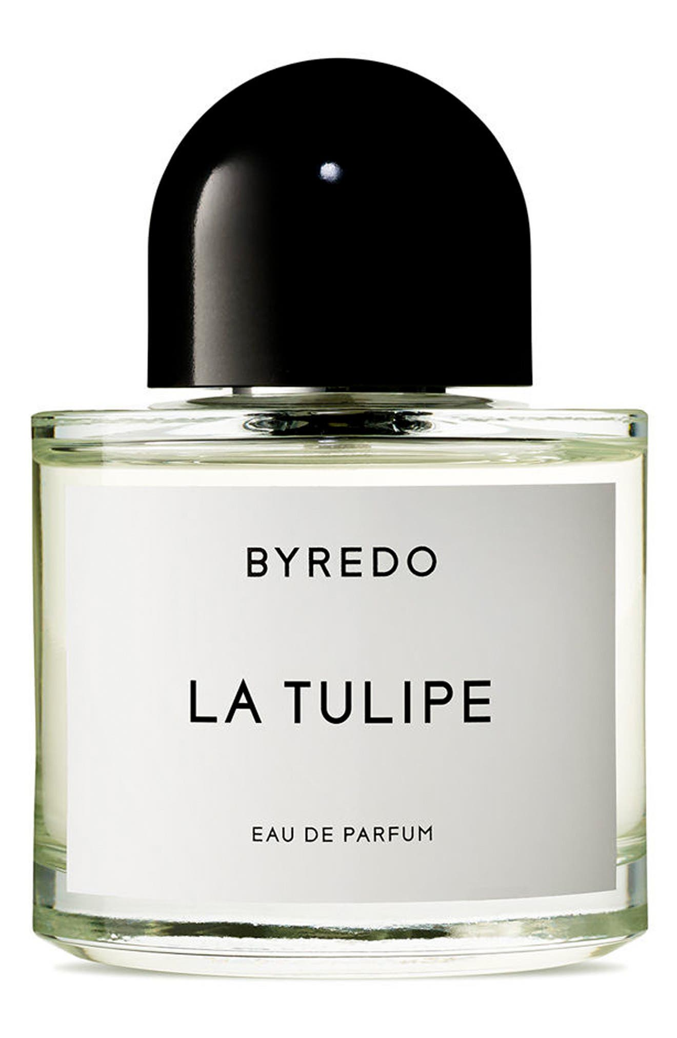 BYREDO, La Tulipe Eau de Parfum, Main thumbnail 1, color, NO COLOR