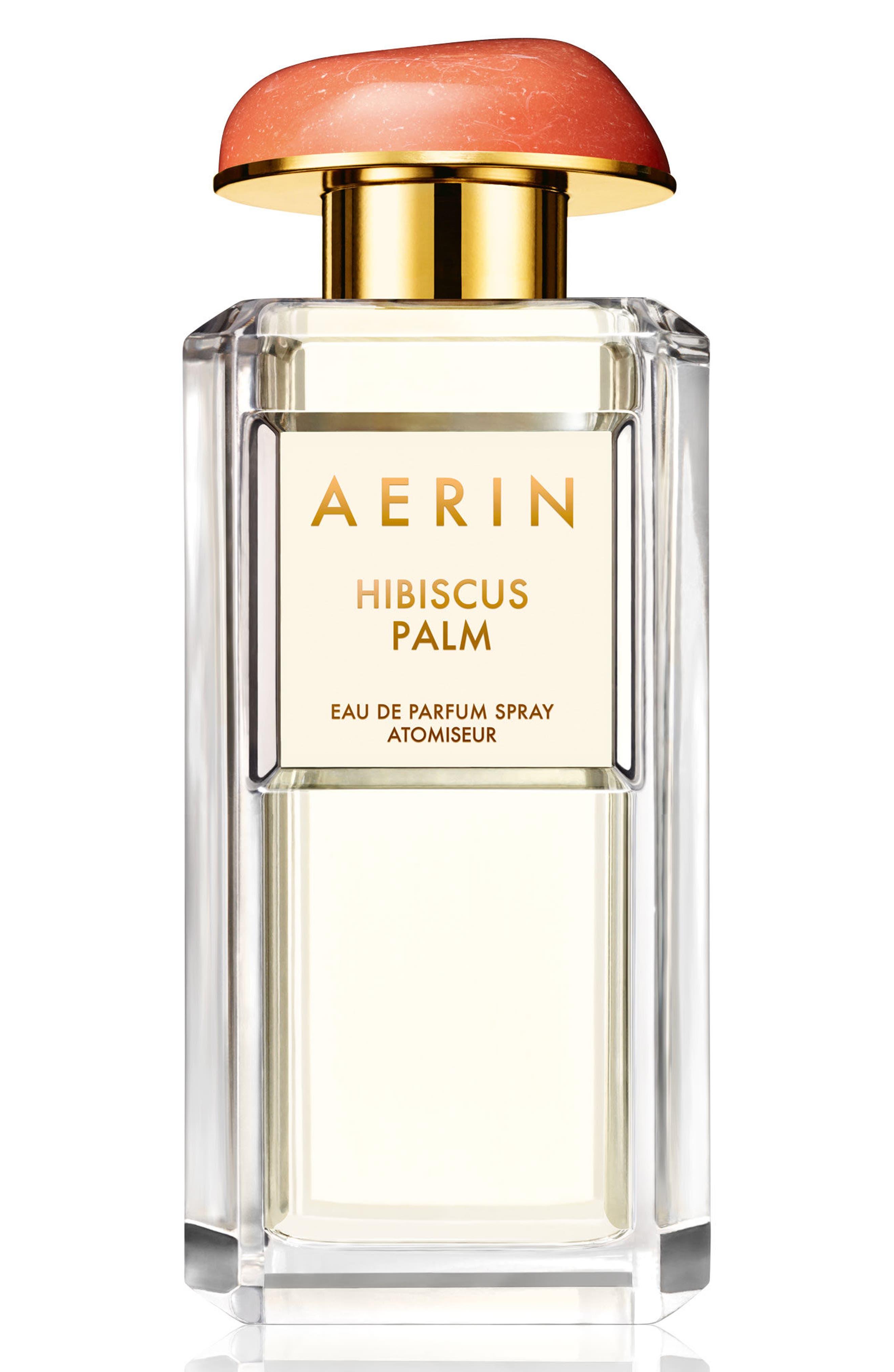 ESTÉE LAUDER, Aerin Beauty Hibiscus Palm Eau de Parfum, Main thumbnail 1, color, NO COLOR