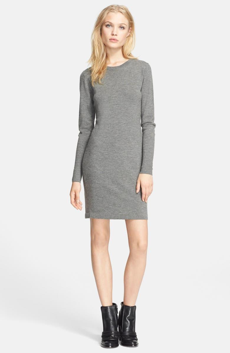 8636d32585e0 THEORY 'Siya' Staple Sweater Dress, Main, color, ...