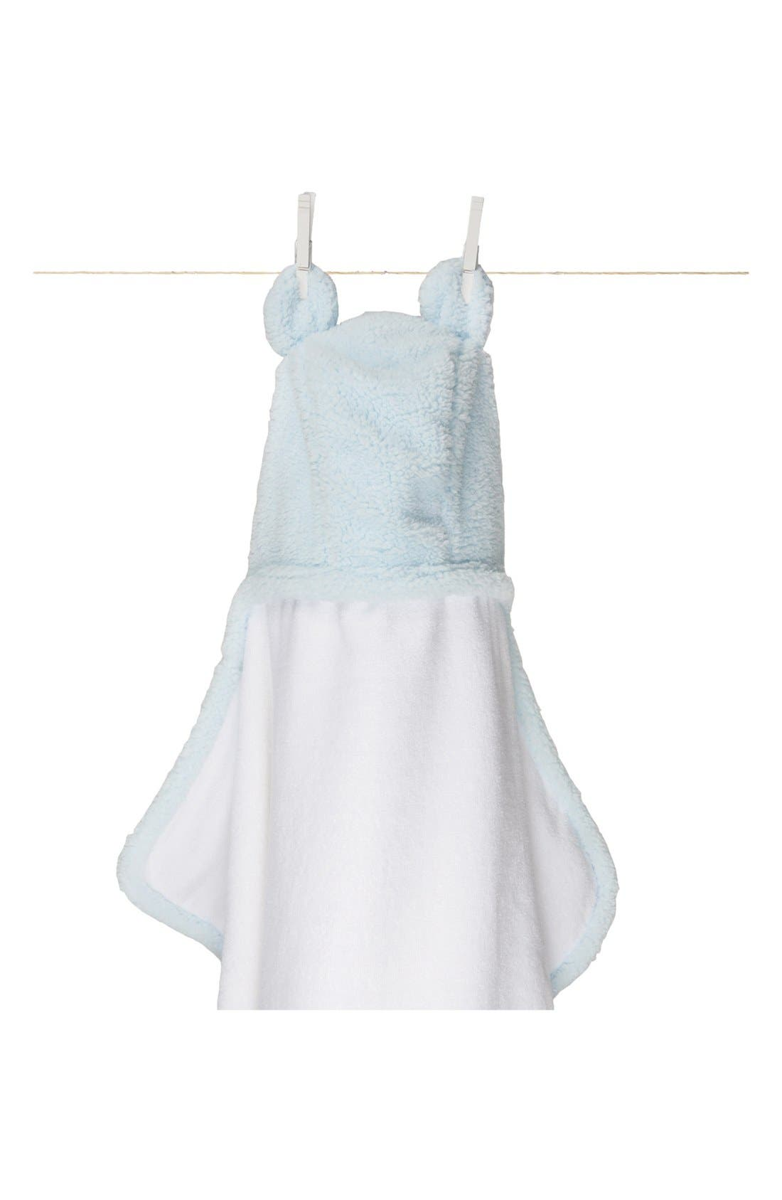 LITTLE GIRAFFE, 'Bella<sup>™</sup>' Towel, Alternate thumbnail 3, color, 450