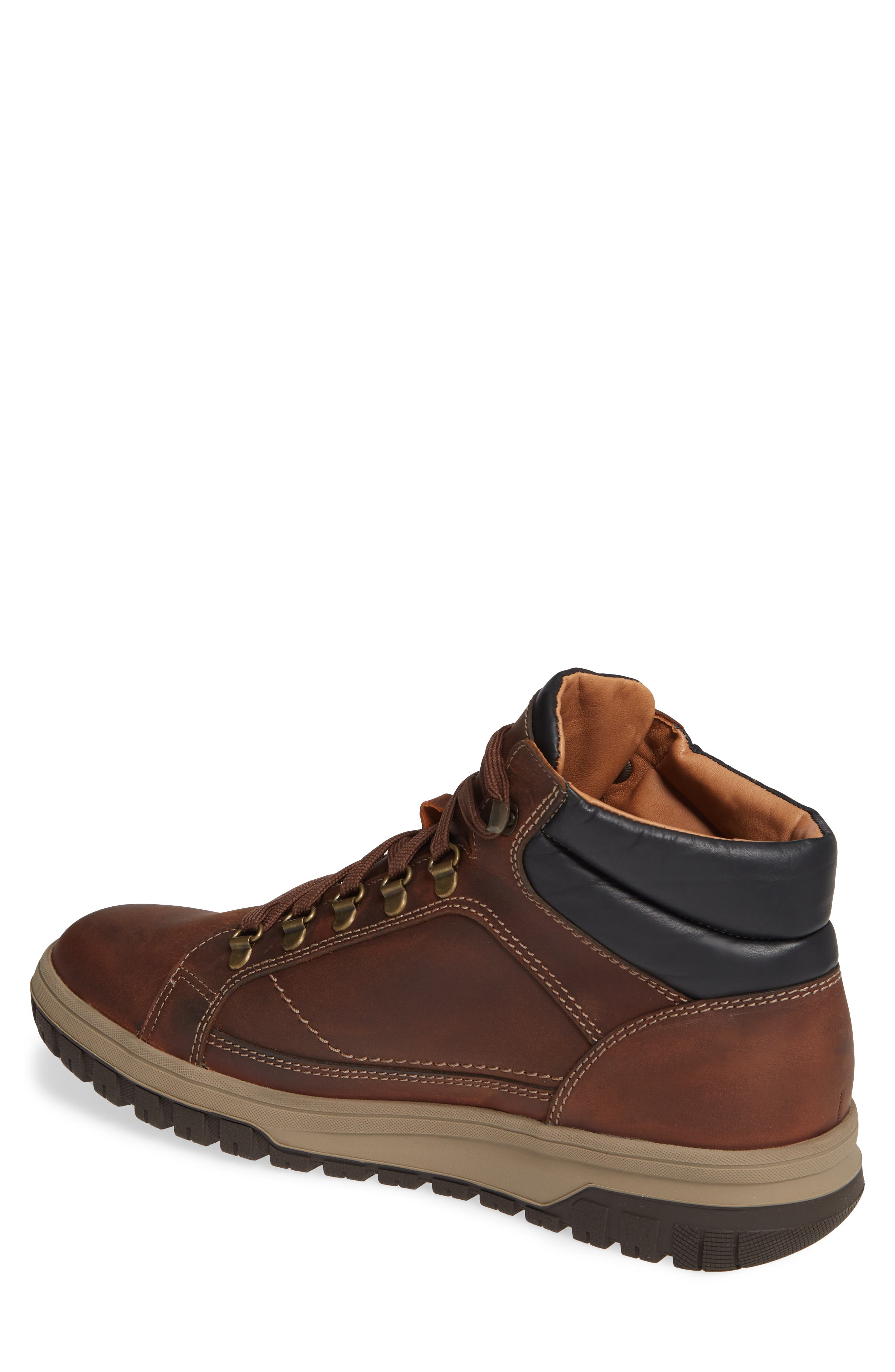 MEPHISTO, Pitt Mid Lace-Up Boot, Alternate thumbnail 2, color, 213