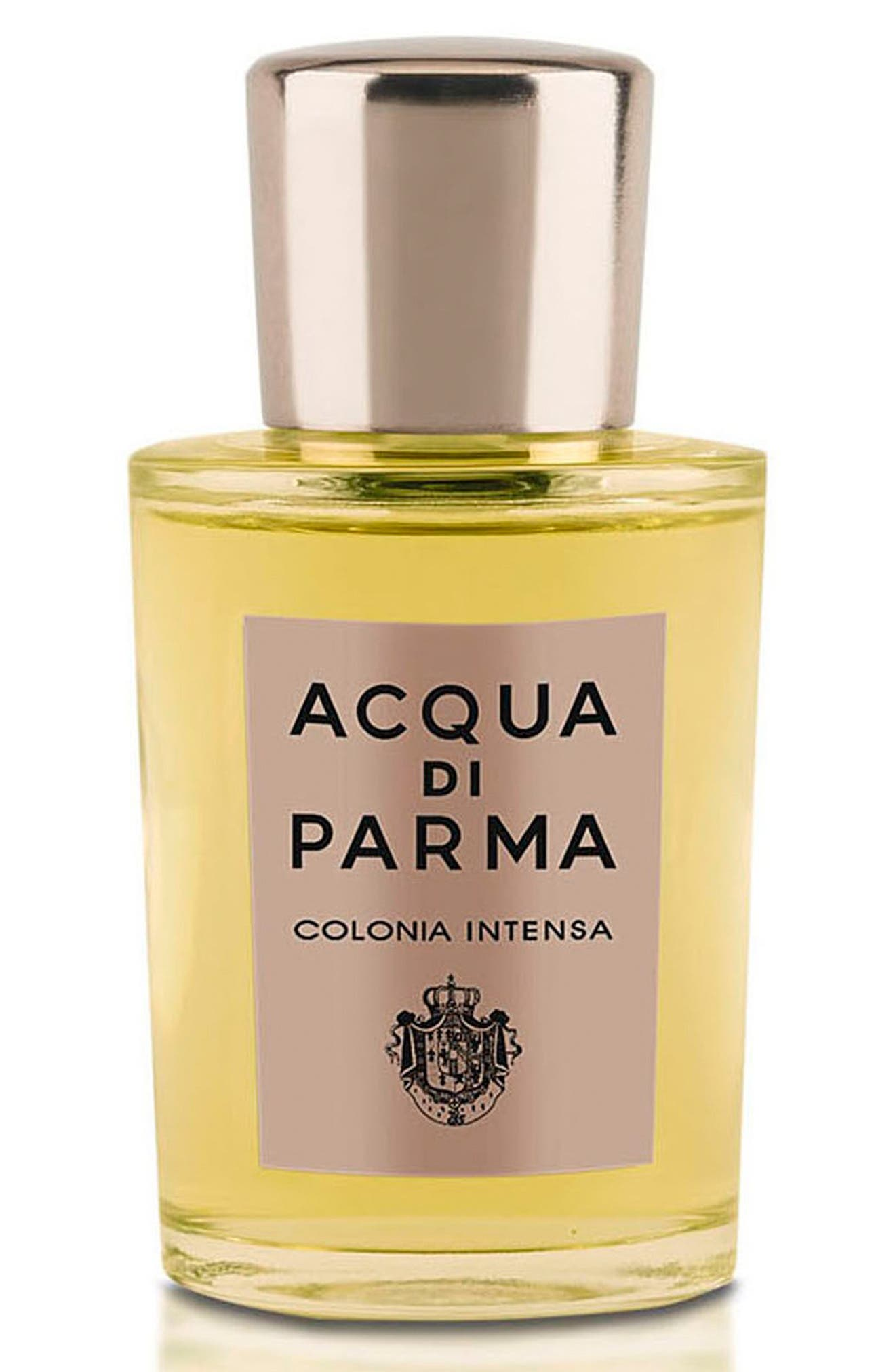 ACQUA DI PARMA, 'Colonia Intensa' Eau de Cologne, Alternate thumbnail 4, color, NO_COLOR