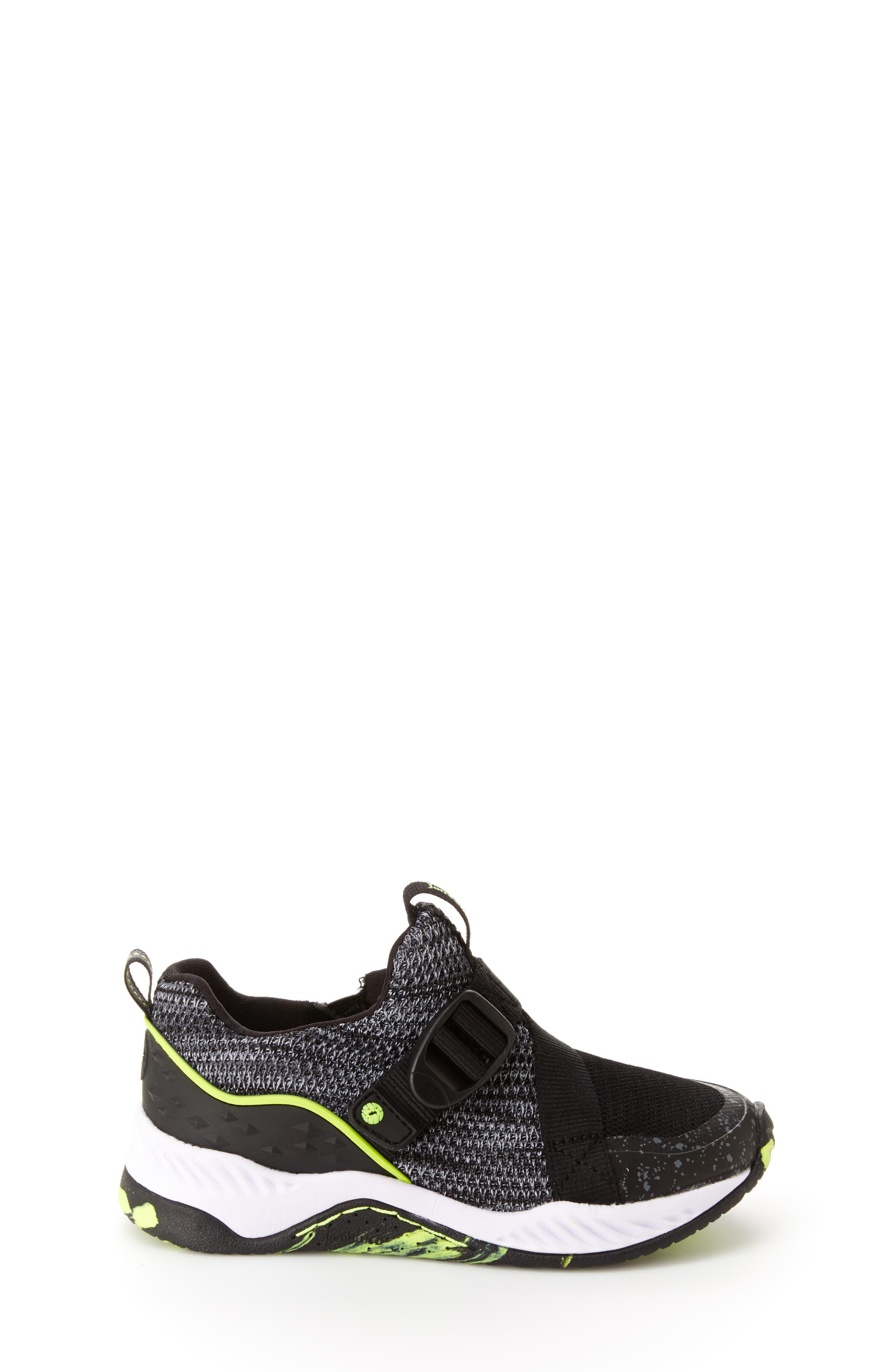 JAMBU, Rowan Sneaker, Alternate thumbnail 3, color, 001