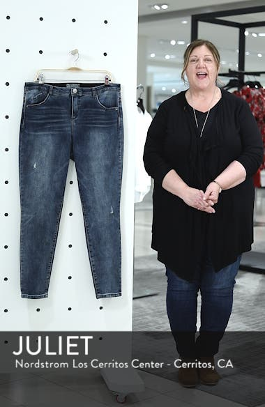 30/10 High Rise Ab-solution Skinny Fit Jeans, sales video thumbnail