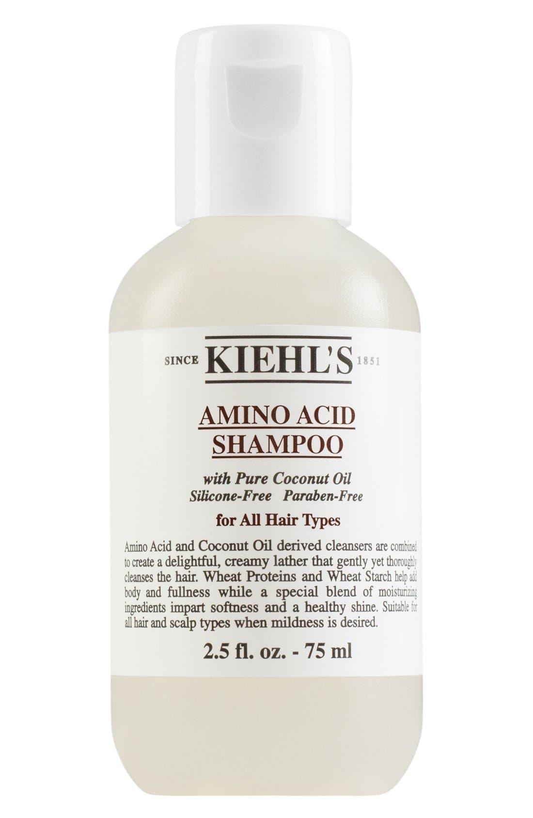 KIEHL'S SINCE 1851, Amino Acid Shampoo, Alternate thumbnail 2, color, NO COLOR