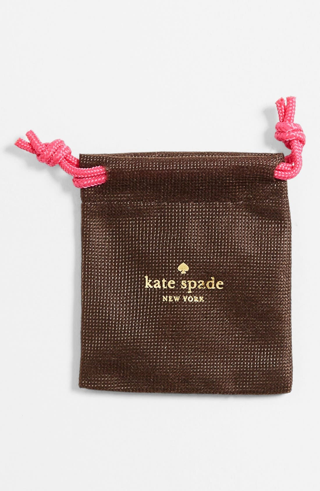 KATE SPADE NEW YORK, 'skinny mini' bow stud earrings, Main thumbnail 1, color, 040