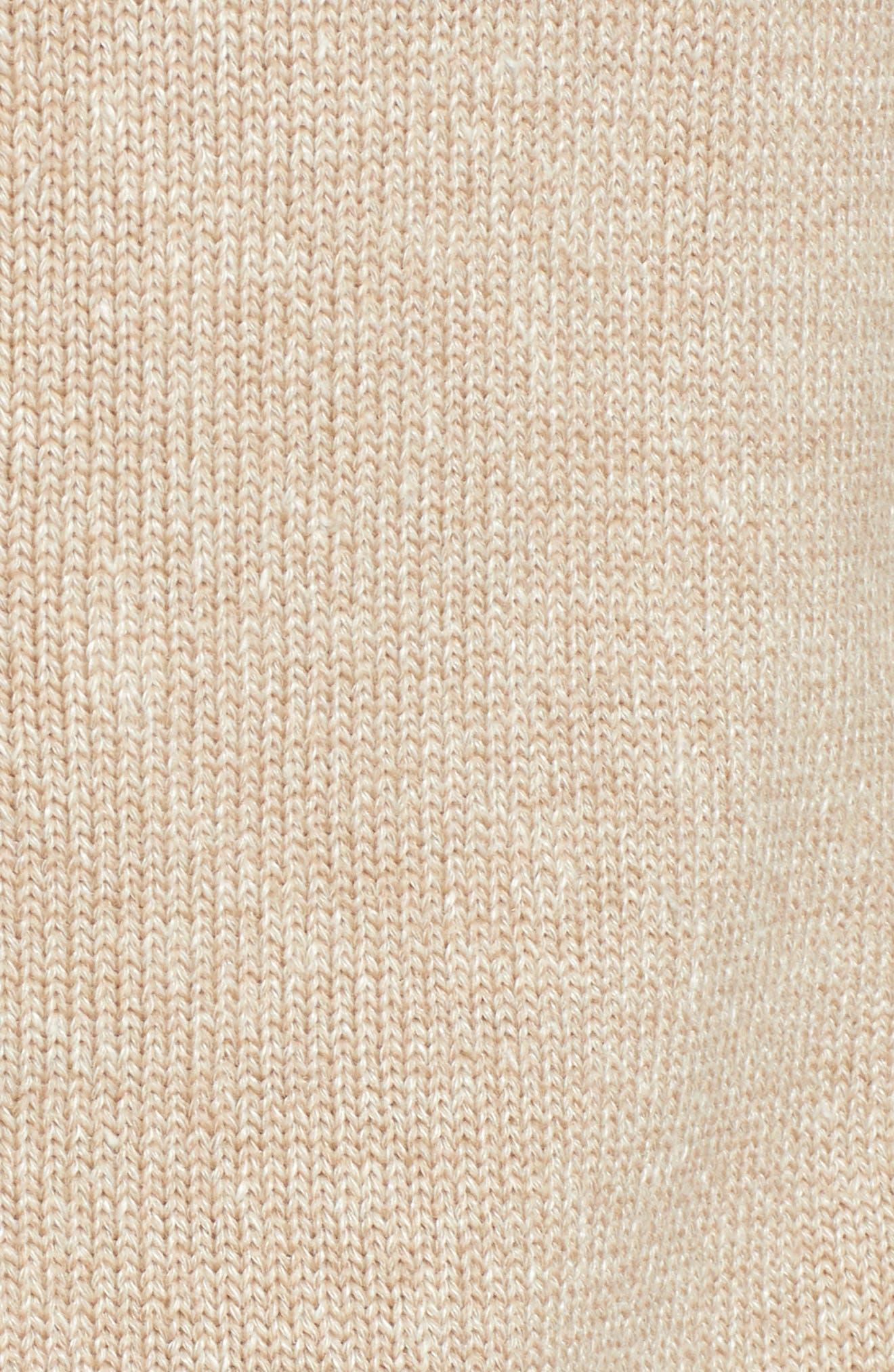 PETER MILLAR, Beech Wood Classic Fit Cardigan, Alternate thumbnail 5, color, BEECH WOOD