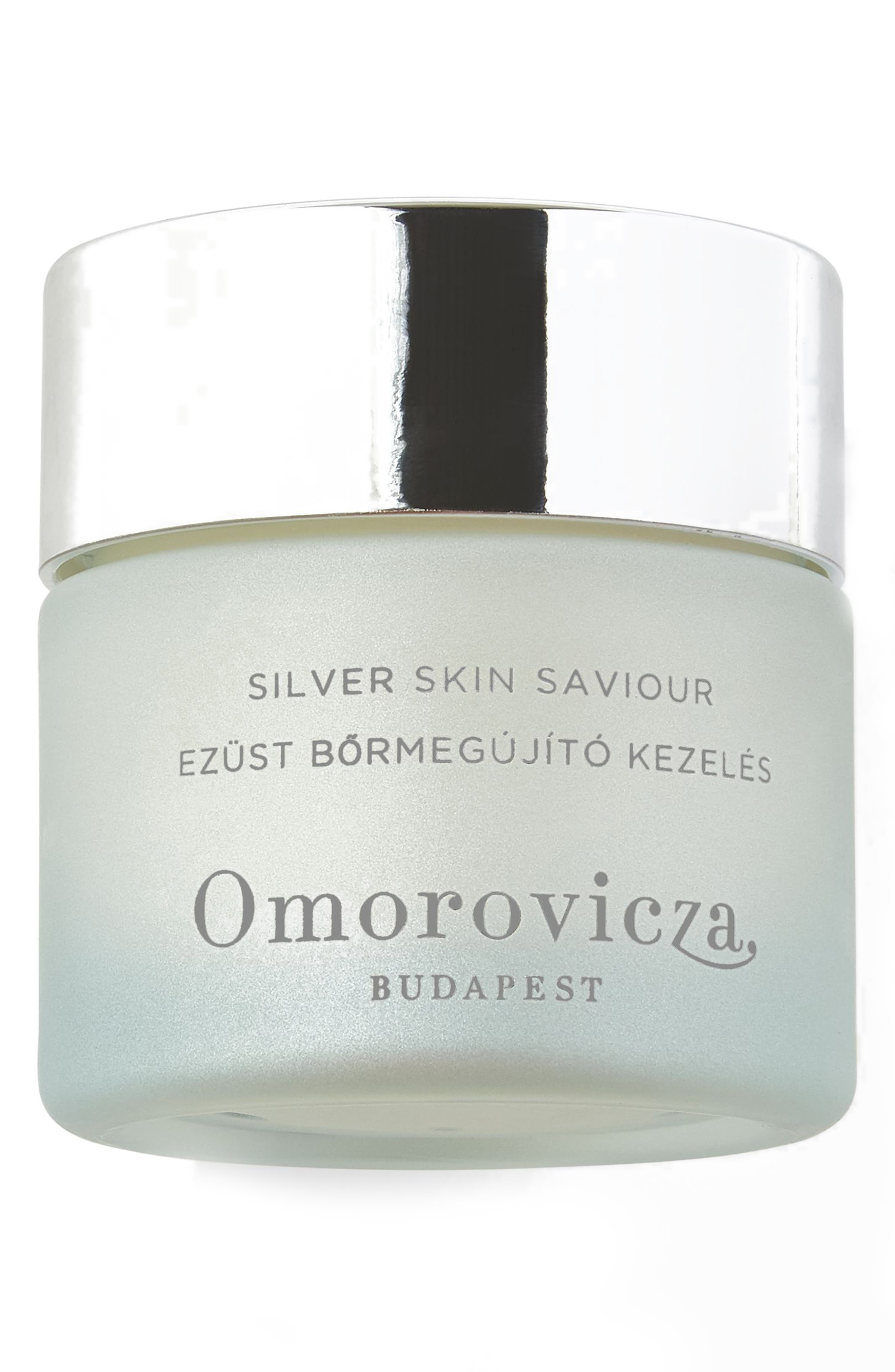 OMOROVICZA, Silver Skin Saviour Face Mask, Alternate thumbnail 5, color, NO COLOR