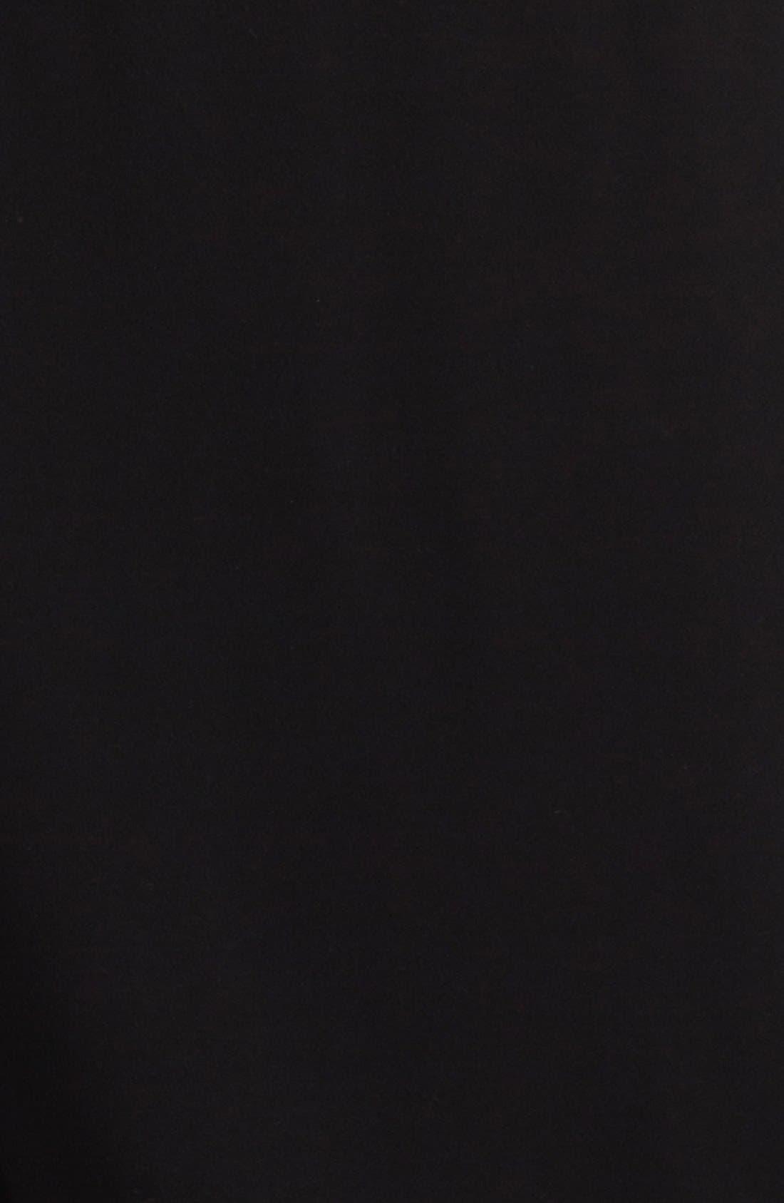 CASLON<SUP>®</SUP>, Racerback Jersey Maxi Dress, Alternate thumbnail 2, color, 001