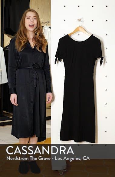 Bunker Hill Textured Midi Dress, sales video thumbnail