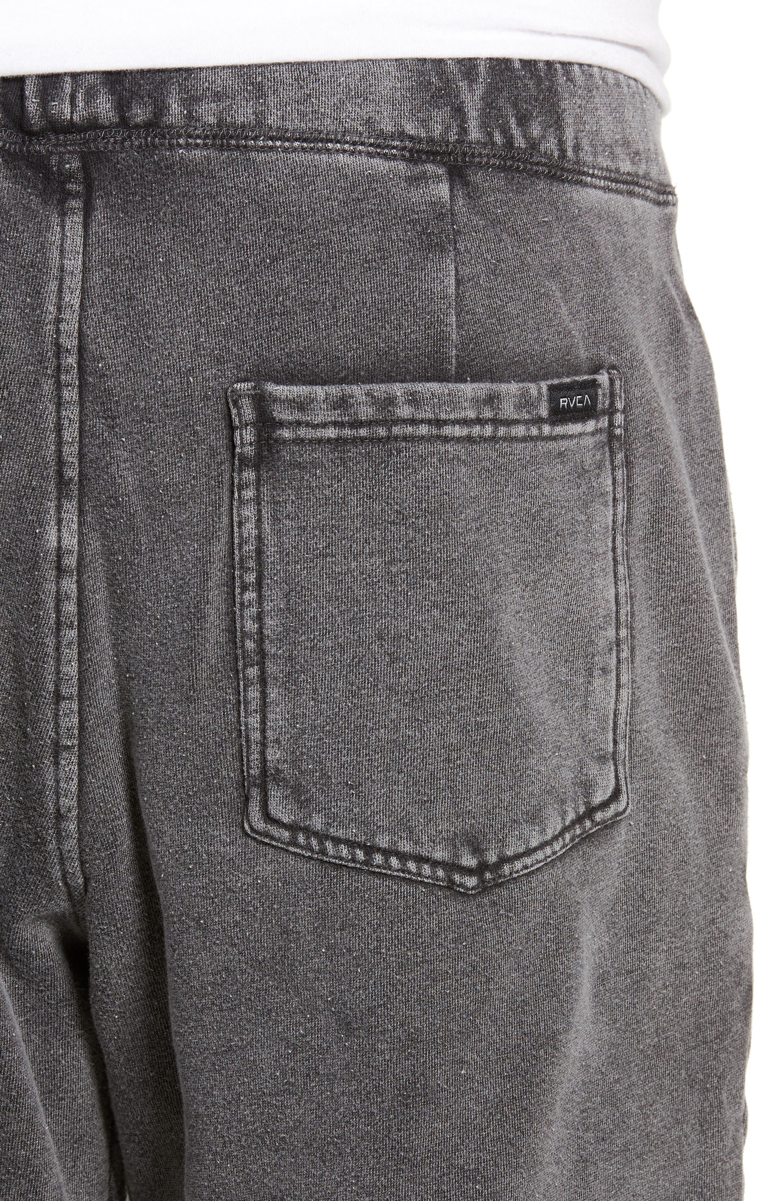RVCA, Matador Shorts, Alternate thumbnail 4, color, RVCA BLACK