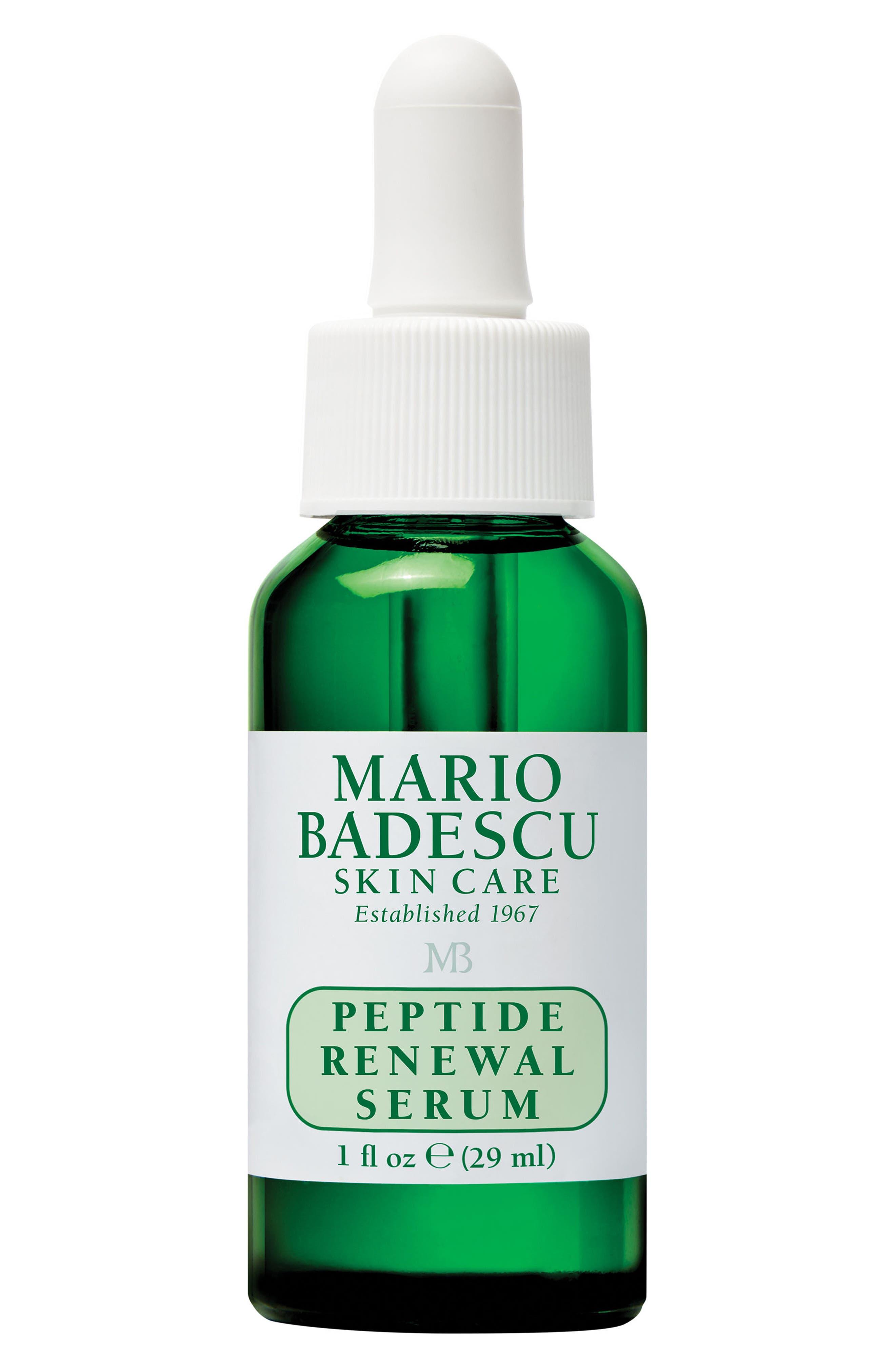 MARIO BADESCU, Peptide Renewal Serum, Main thumbnail 1, color, NO COLOR