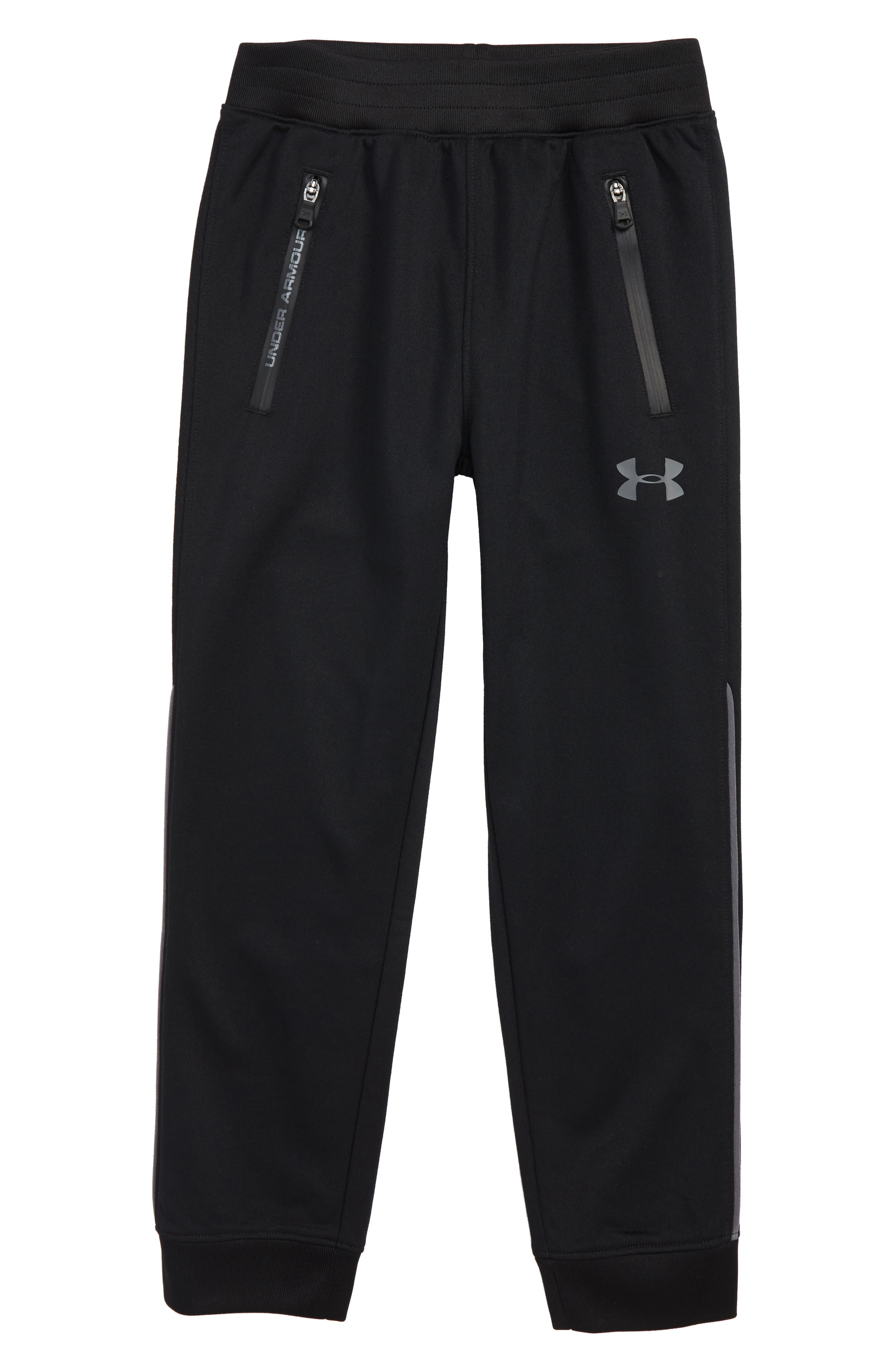 UNDER ARMOUR, Pennant 2.0 Pants, Main thumbnail 1, color, BLACK