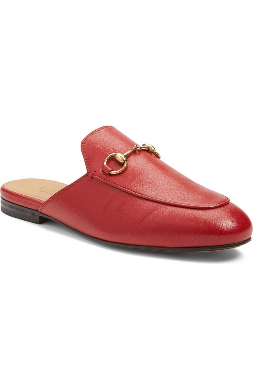 8aa7f99ee88 Gucci Princetown Loafer Mule (Women)