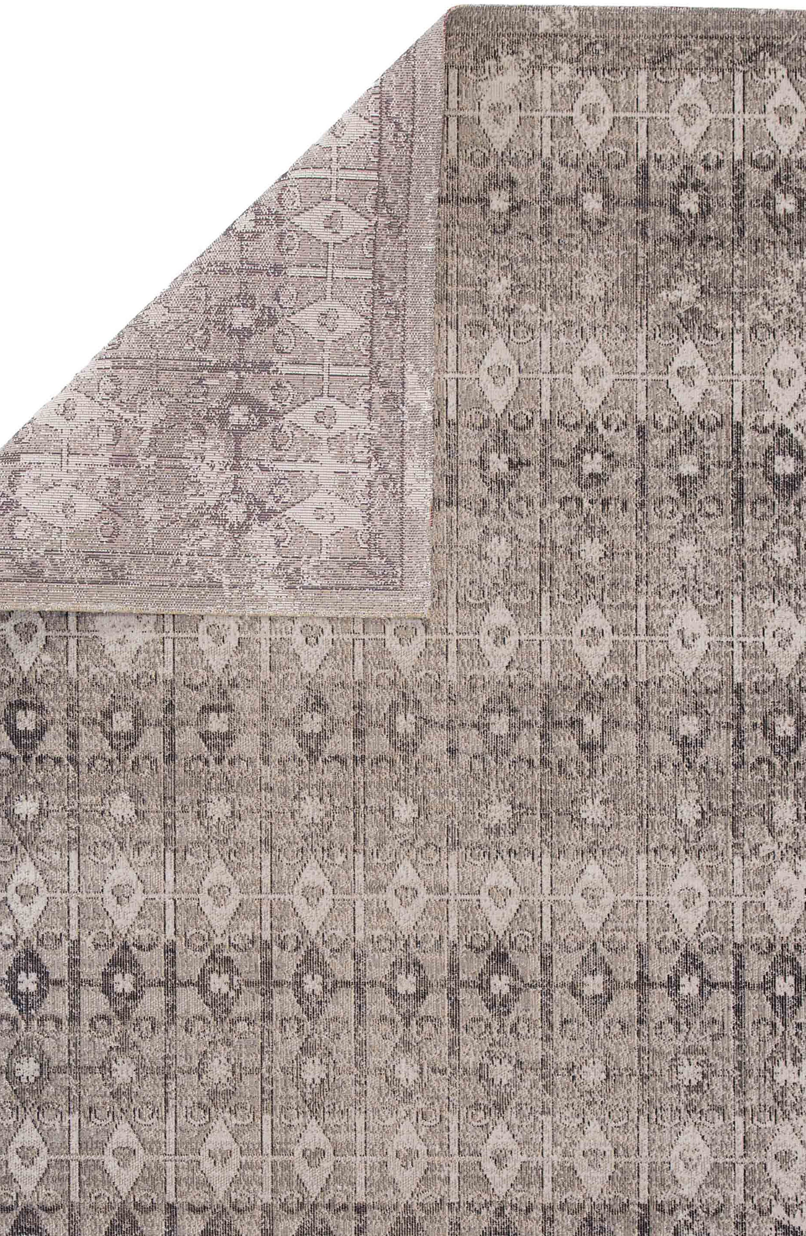 JAIPUR, Monica Rug, Alternate thumbnail 2, color, TAUPE BLACK