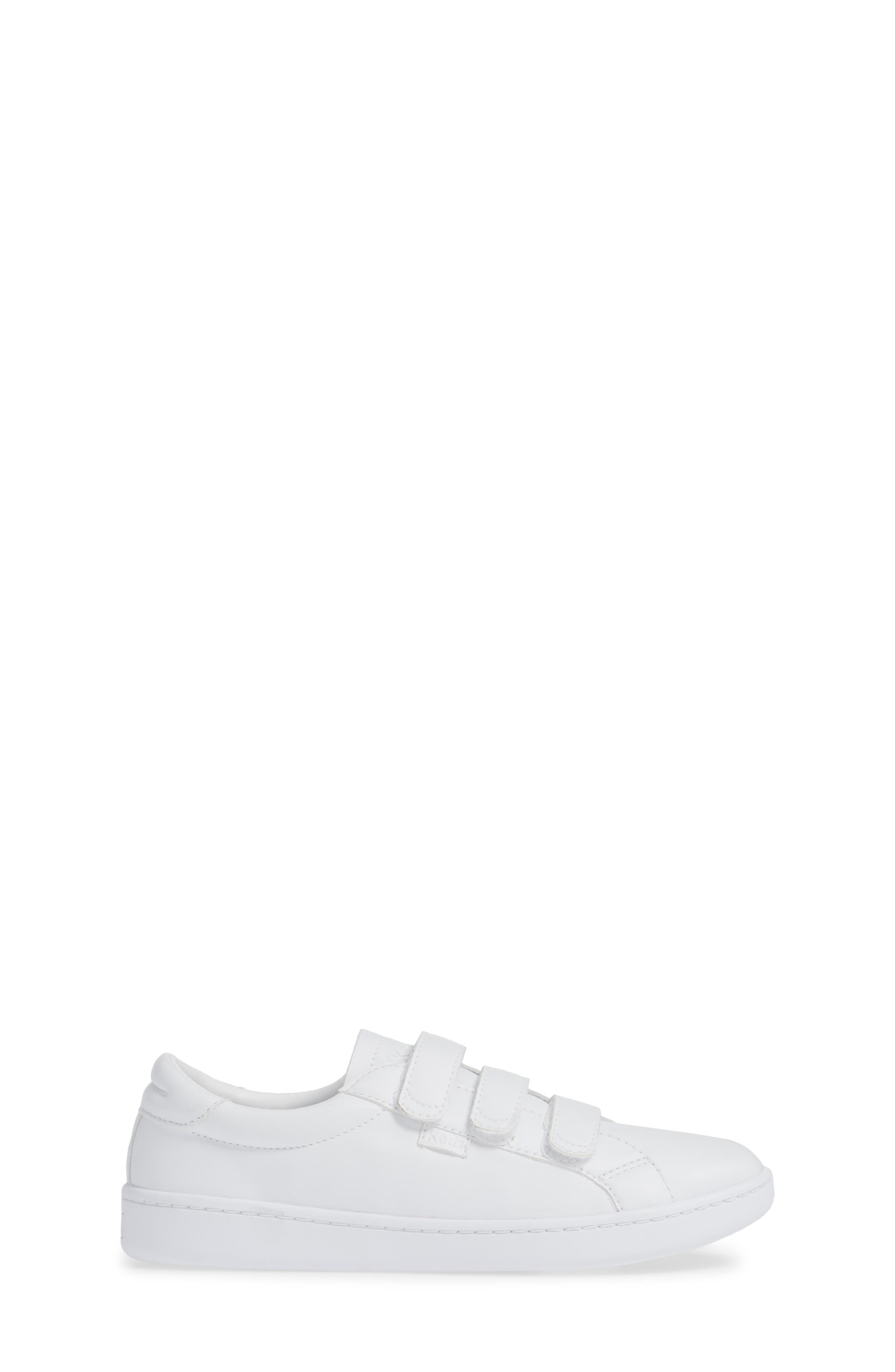 KEDS<SUP>®</SUP>, Ace 3V Sneaker, Alternate thumbnail 3, color, 100