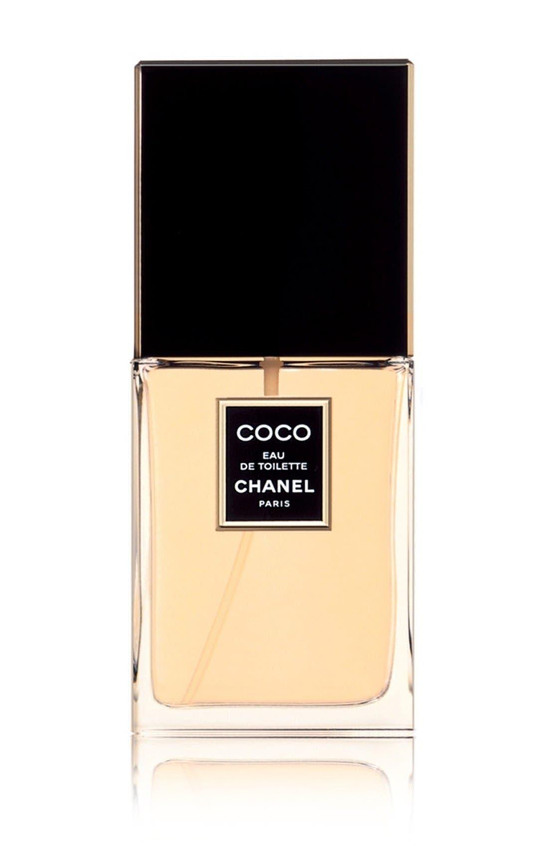 CHANEL COCO<br />Eau de Toilette Spray, Main, color, NO COLOR 2