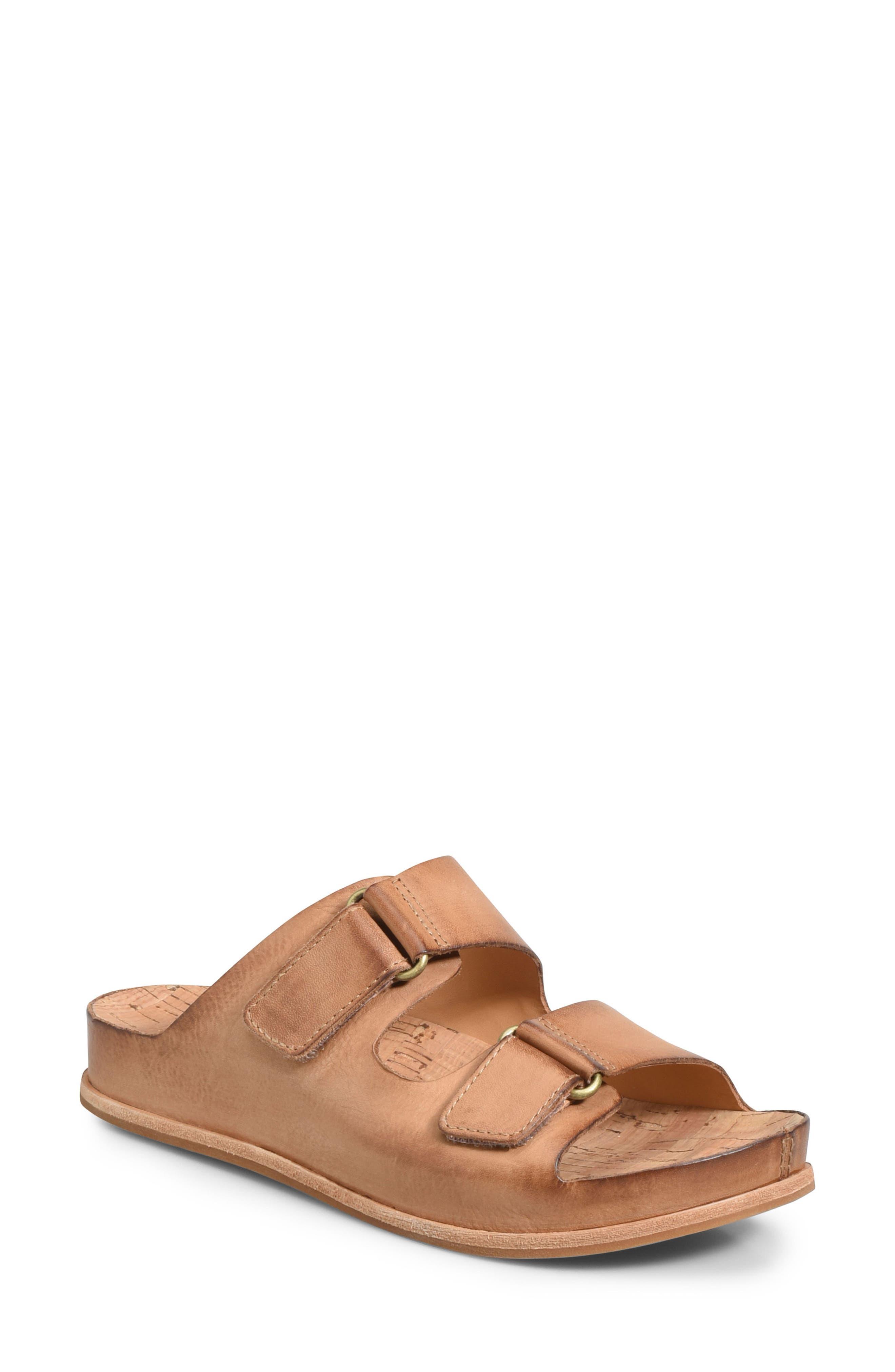 Kork-Ease Torreya Slide Sandal, Brown