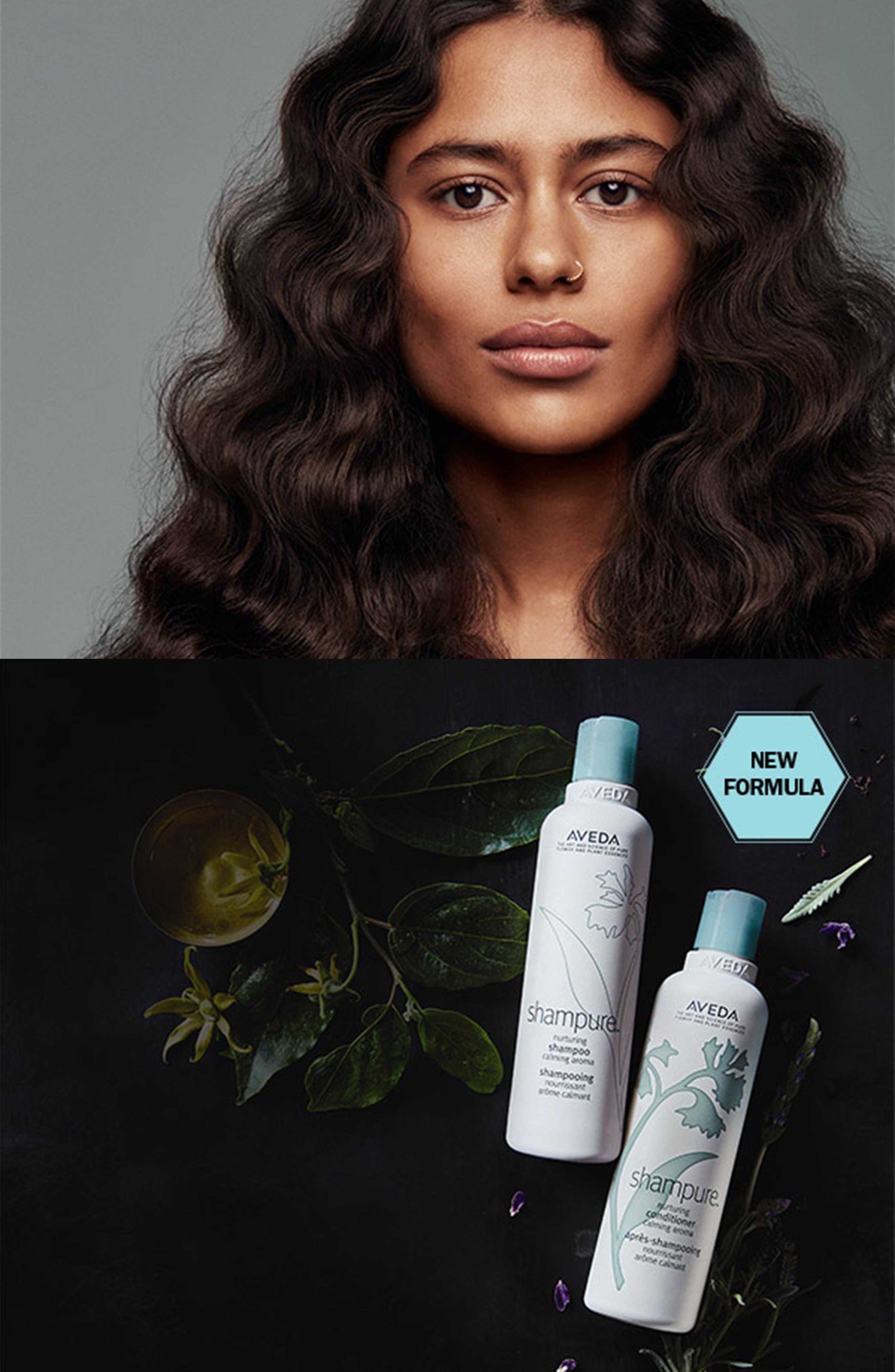 AVEDA, shampure<sup>™</sup> Nurturing Conditioner, Alternate thumbnail 3, color, NO COLOR