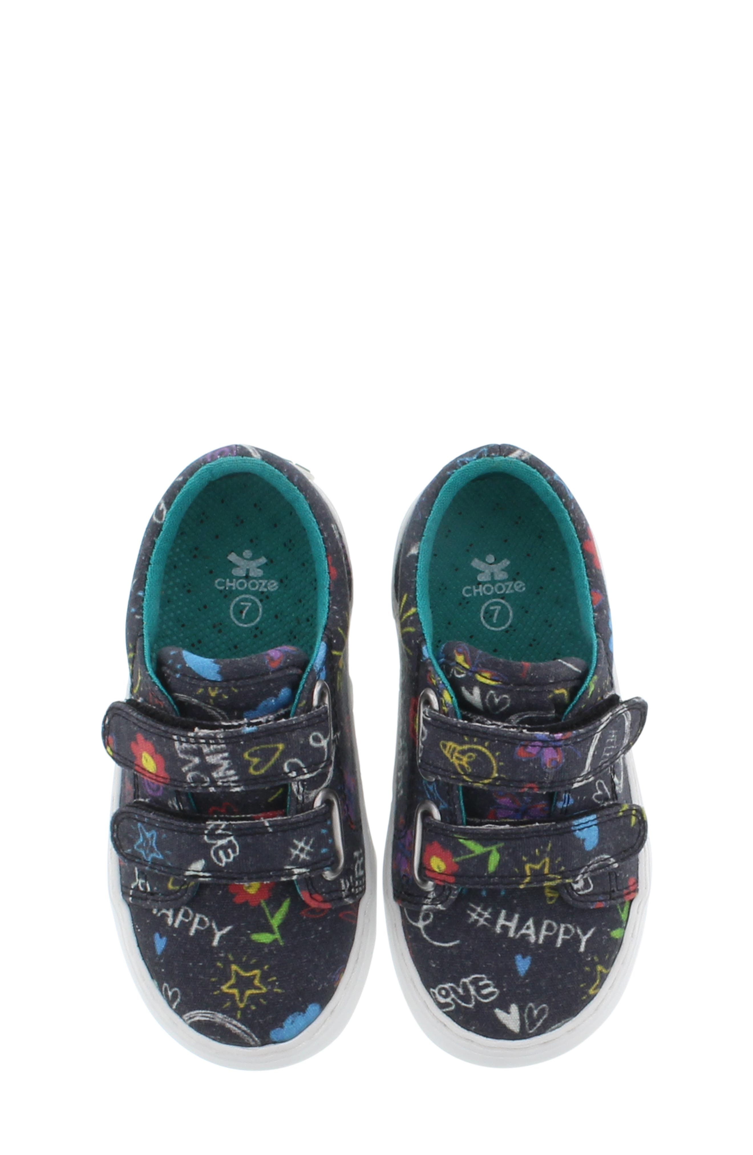 CHOOZE, Choose Move Bounce Sneaker, Alternate thumbnail 5, color, CHARCOAL