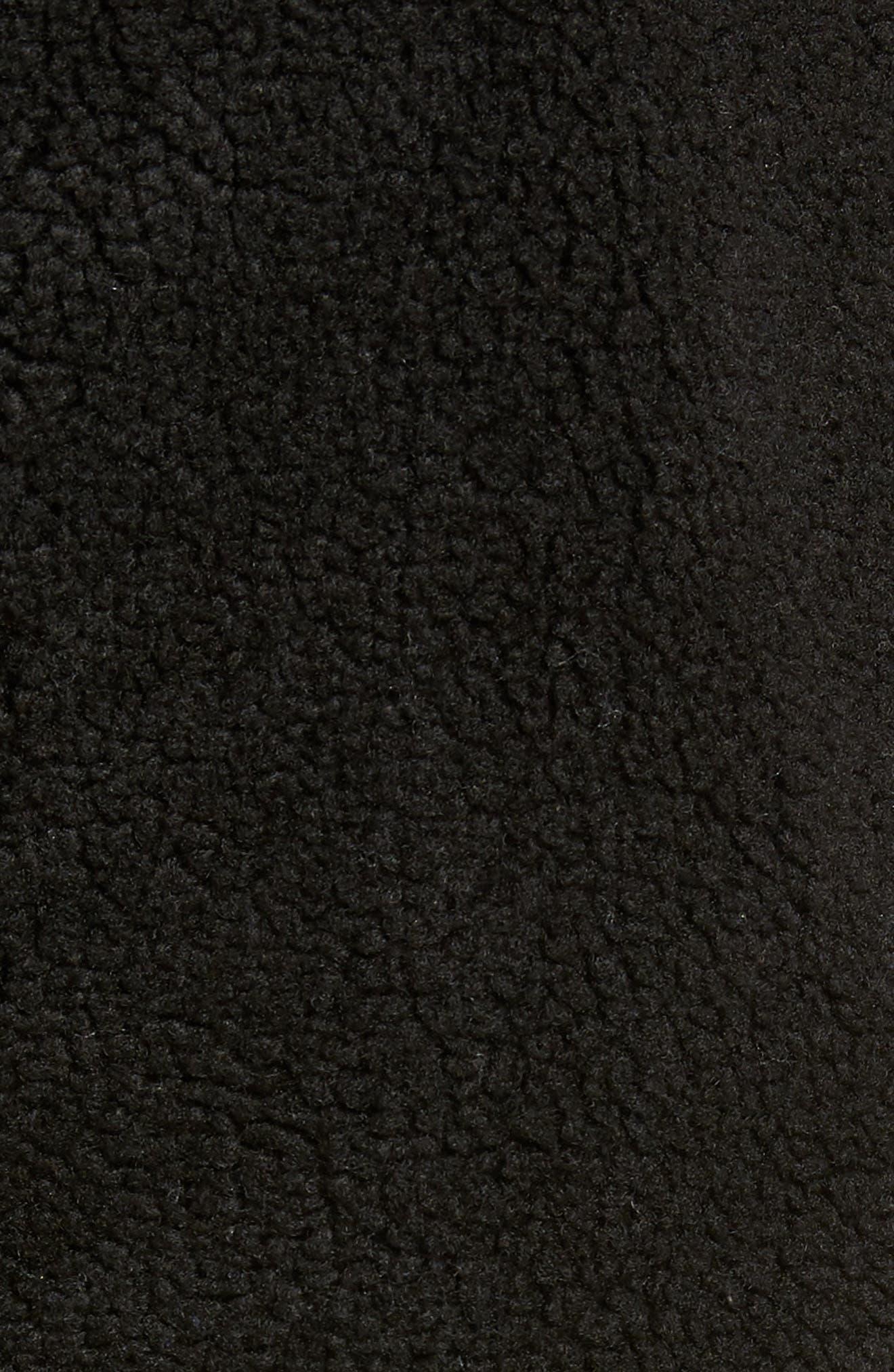 NIKE, Sportswear Tech Fleece Icon Jogger Pants, Alternate thumbnail 6, color, 010
