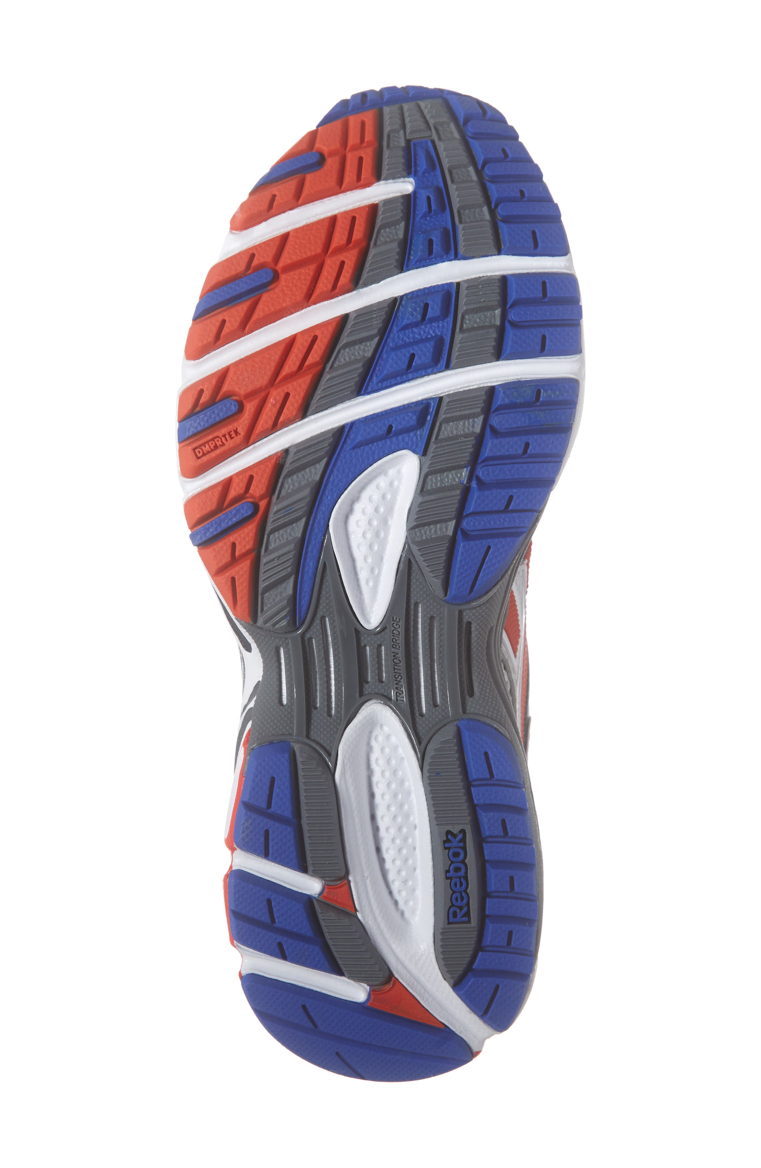 VETEMENTS, x Reebok Spike Runner 200 Sneaker, Alternate thumbnail 6, color, FLUO YELLOW