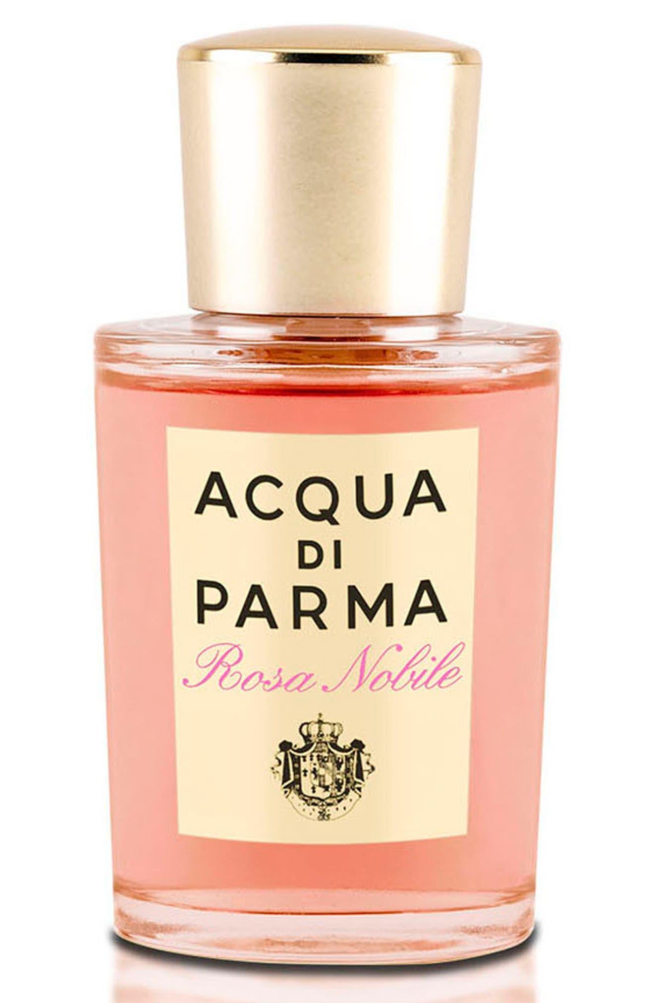 ACQUA DI PARMA, Rosa Nobile Eau de Parfum, Alternate thumbnail 5, color, NO COLOR