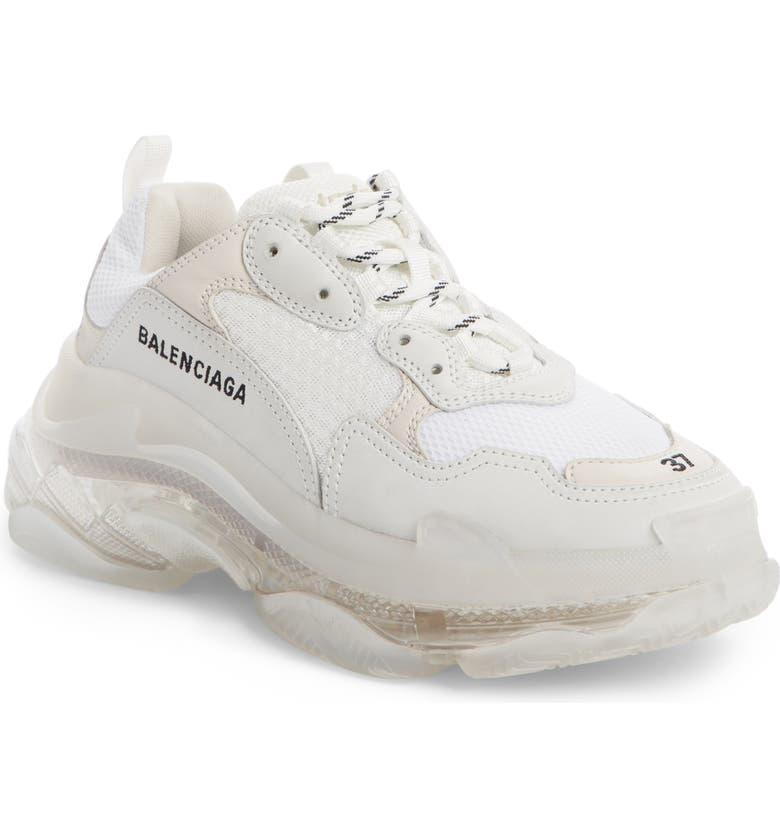 560974c6b001 Balenciaga Triple S Low Top Sneaker (Women)