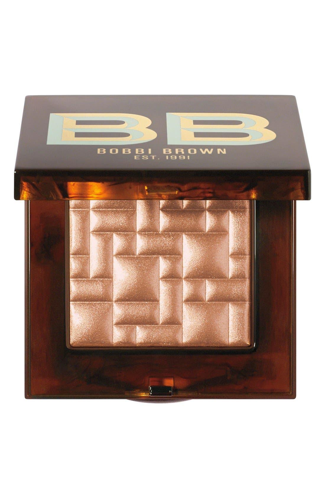 BOBBI BROWN 'Scotch on the Rocks' Highlight Powder, Main, color, 220