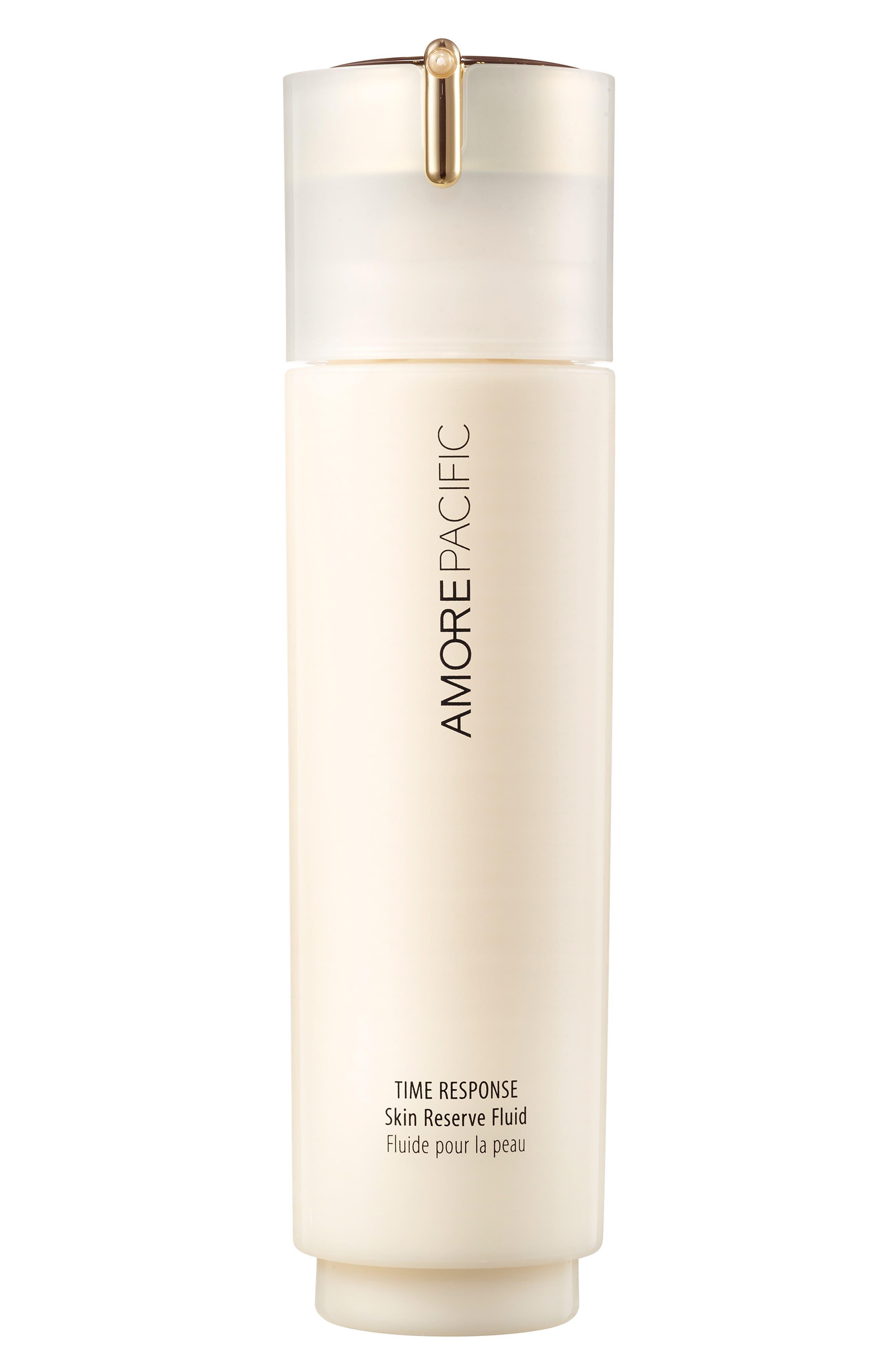 AMOREPACIFIC Time Response Skin Renewal Fluid, Main, color, NO COLOR
