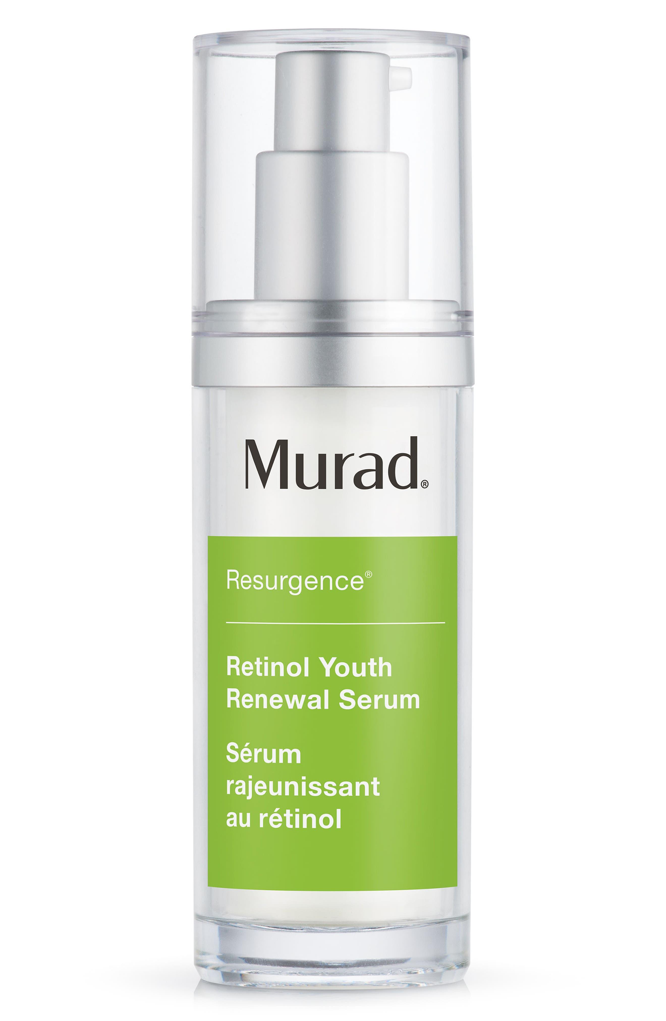 MURAD<SUP>®</SUP> Retinol Youth Renewal Serum, Main, color, NO COLOR