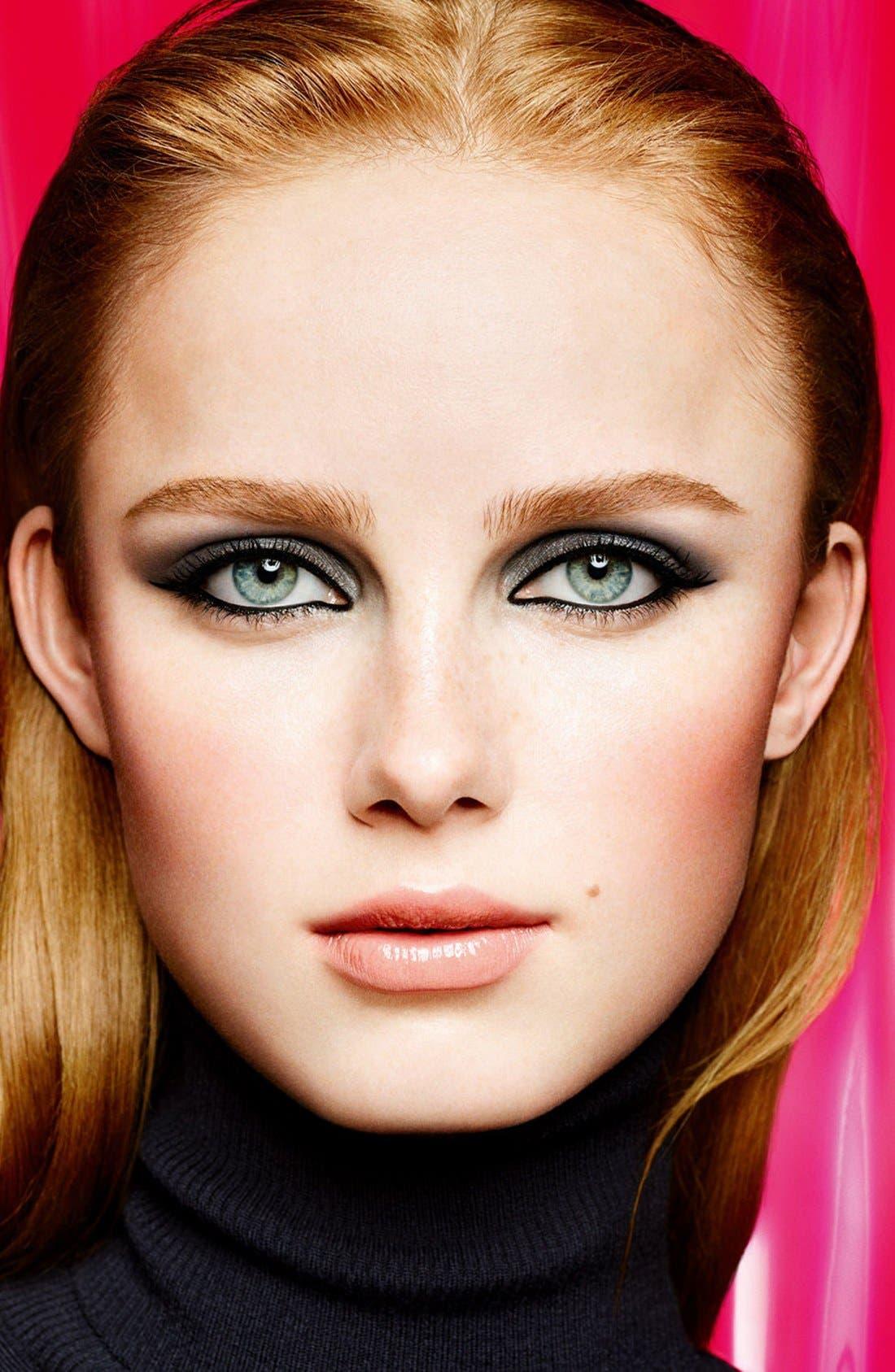 CHANEL, CALLIGRAPHIE DE CHANEL<br />Longwear Intense Cream Eyeliner, Alternate thumbnail 3, color, 65 HYPERBLACK