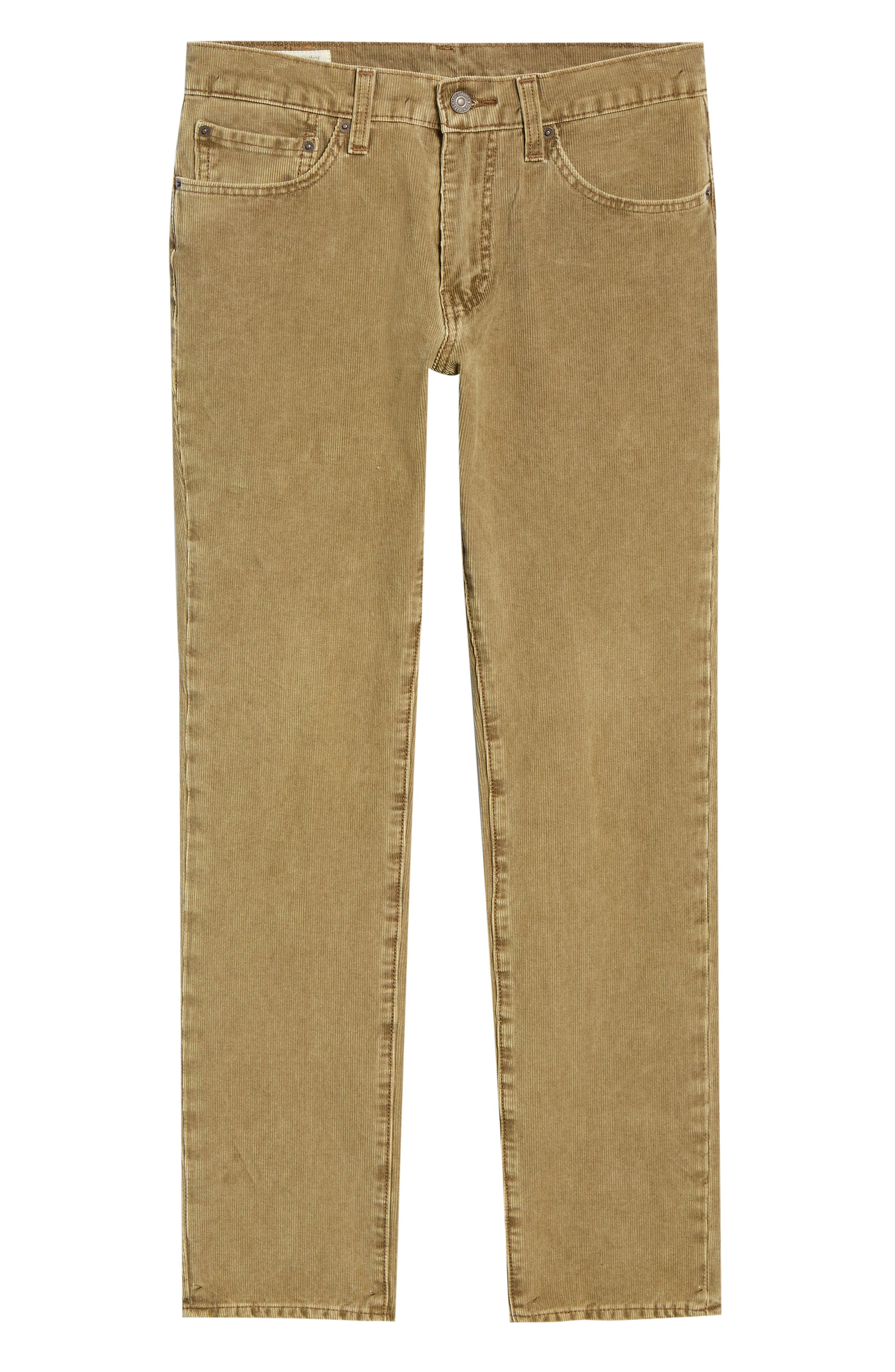 LEVI'S<SUP>®</SUP>, 511<sup>™</sup> Slim Fit Corduroy Pants, Alternate thumbnail 7, color, 240