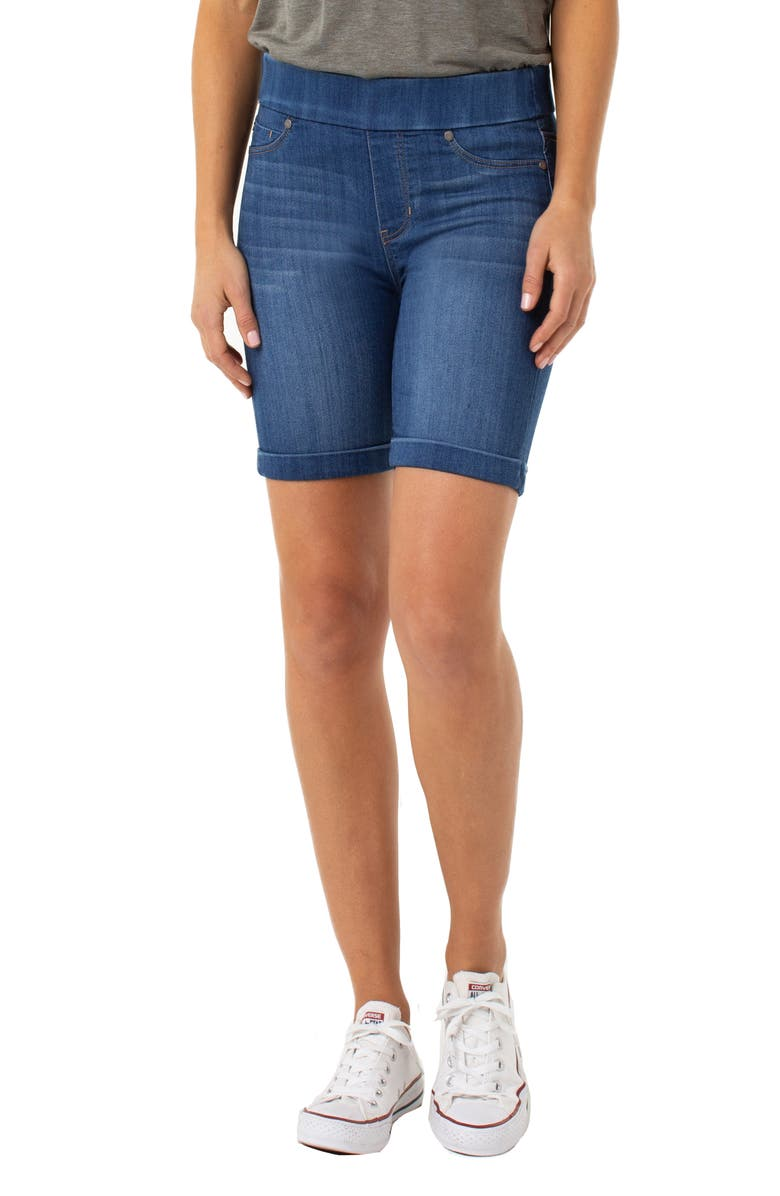Liverpool Shorts ROXIE PULL-ON SHORTS