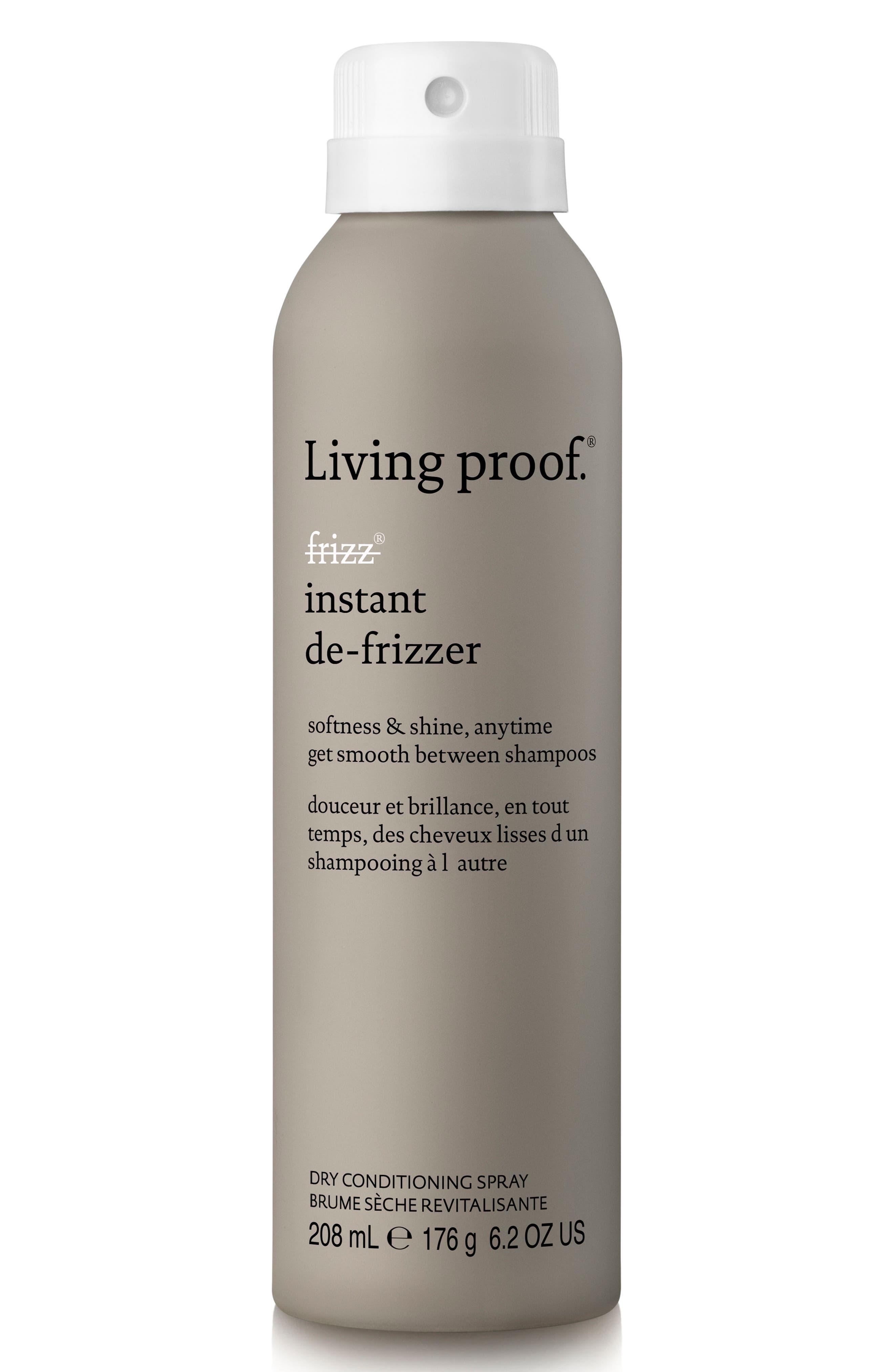 LIVING PROOF<SUP>®</SUP> No Frizz Instant De-Frizzer, Main, color, NO COLOR
